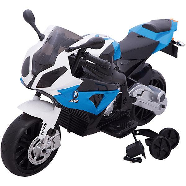 Электромотоцикл BMW S1000RR, со светом и звуком, ZilmerЭлектромобили<br>Характеристики товара:<br><br>• материал: металл, полимер<br>• цвет: синий<br>• аккумуляторная батарея: 12V/7Ah<br>• удобный руль <br>• световые и звуковые эффекты<br>• удобное сиденье<br>• легко управляется<br>• надежные материалы<br>• продуманная конструкция<br>• стильный дизайн<br>• возраст: от 3 лет<br>• размер: 110x41x68 см<br>• вес: 14 кг<br>• страна производства: Китай<br><br>О таком электромотоцикле мечтают многие мальчишки! Он очень красиво выглядит, также мотоцикл способствует скорейшему развитию способности ориентироваться в пространстве, развивает физические способности, мышление и ловкость. Помимо этого, кататься на нём - очень увлекательное занятие!<br><br>Этот мотоцикл выделяется устойчивой конструкцией и удобным сиденьем, а также световыми и звуковыми эффектами. Данная модель выполнена в стильном дизайне, отличается продуманной конструкцией. Легко управляется даже малышами. Отличный подарок для активного ребенка!<br><br>Электромобиль BMW S1000RR, со светом и звуком, от бренда Zilmer можно купить в нашем интернет-магазине.<br>Ширина мм: 1100; Глубина мм: 410; Высота мм: 680; Вес г: 18100; Возраст от месяцев: 36; Возраст до месяцев: 72; Пол: Унисекс; Возраст: Детский; SKU: 5478520;