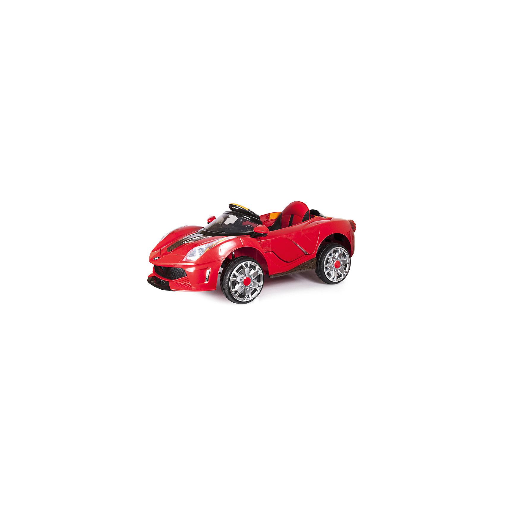 Электромобиль Суперавто-116, р/у, 2- скоростной, эко-кожа, со светом и звуком, ZilmerХарактеристики товара:<br><br>• материал: металл, полимер<br>• цвет: красный<br>• аккумуляторная батарея: 2х6V/7Ah<br>• удобный руль <br>• световые и звуковые эффекты<br>• 2 скорости<br>• движение вперёд и назад, повороты влево и вправо<br>• удобное сиденье<br>• боковые зеркала<br>• надежные материалы<br>• продуманная конструкция<br>• стильный дизайн<br>• возраст: от 3 лет<br>• размер: 64x44x117 см<br>• вес: 18 кг<br>• страна производства: Китай<br><br>О таком электромобиле мечтают многие мальчишки! Он очень красиво выглядит, также электромобиль способствует скорейшему развитию способности ориентироваться в пространстве, развивает физические способности, мышление и ловкость. Помимо этого, кататься на нём - очень увлекательное занятие!<br><br>Этот электромобиле выделяется устойчивой конструкцией и удобным сиденьем, а также световыми и звуковыми эффектами. Данная модель выполнена в стильном дизайне, отличается продуманной конструкцией. Легко управляется даже малышами. Отличный подарок для активного ребенка!<br><br>Электромобиль Суперавто-116, р/у, 2- скоростной, эко-кожа, со светом и звуком, от бренда Zilmer можно купить в нашем интернет-магазине.<br><br>Ширина мм: 1310<br>Глубина мм: 680<br>Высота мм: 350<br>Вес г: 23500<br>Возраст от месяцев: 36<br>Возраст до месяцев: 72<br>Пол: Унисекс<br>Возраст: Детский<br>SKU: 5478523
