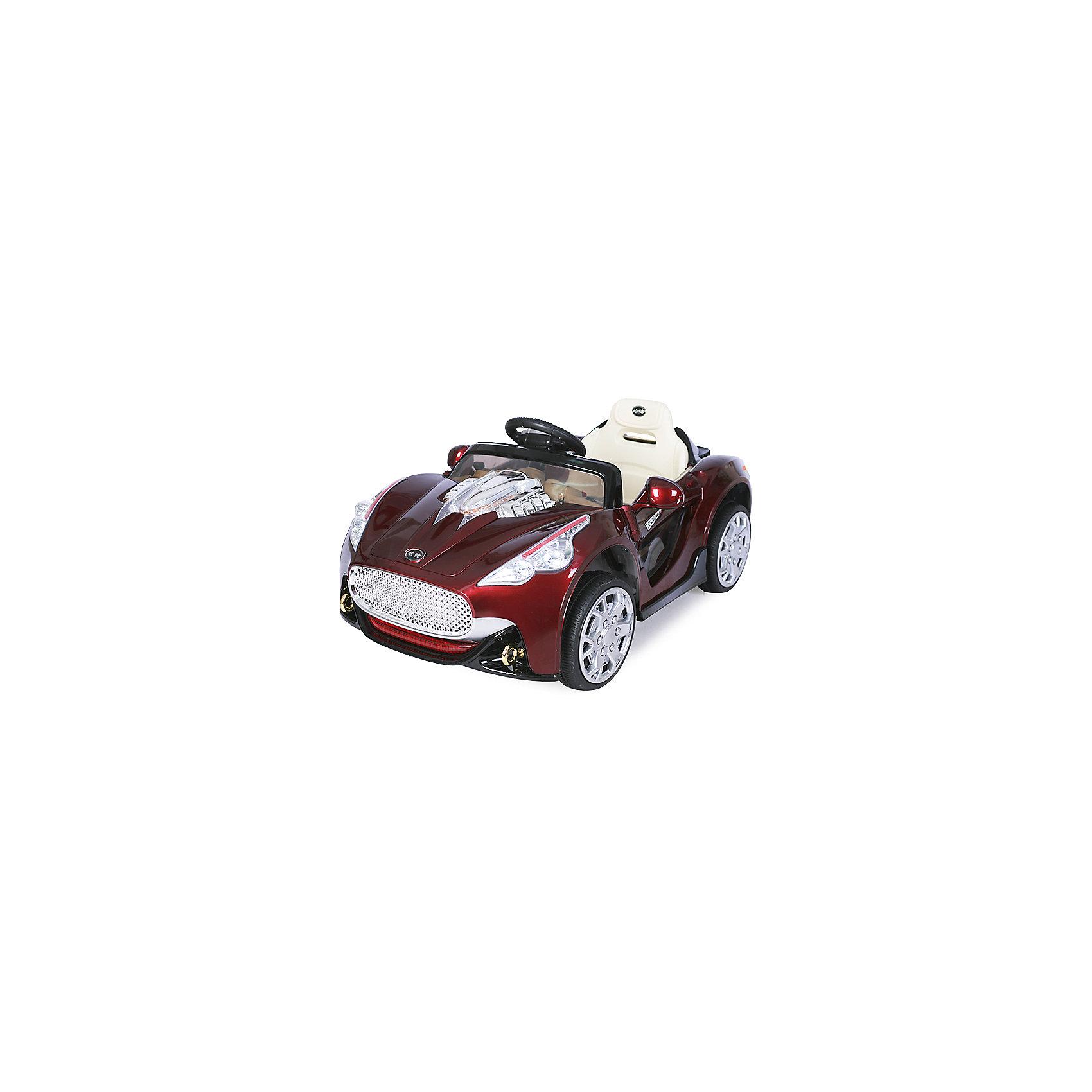 Электромобиль Суперкар-108, MP3, со светом и звуком, ZilmerЭлектромобили<br>Характеристики товара:<br><br>• материал: металл, полимер<br>• цвет: красный<br>• аккумуляторная батарея: 6V/7Ah<br>• удобный руль <br>• световые и звуковые эффекты<br>• 4 колеса<br>• движение вперёд и назад, повороты влево и вправо<br>• удобное сиденье<br>• боковые зеркала<br>• надежные материалы<br>• продуманная конструкция<br>• стильный дизайн<br>• возраст: от 3 лет<br>• размер: 66x37x120 см<br>• вес: 17 кг<br>• страна производства: Китай<br><br>О таком электромобиле мечтают многие мальчишки! Он очень красиво выглядит, также электромобиль способствует скорейшему развитию способности ориентироваться в пространстве, развивает физические способности, мышление и ловкость. Помимо этого, кататься на нём - очень увлекательное занятие!<br><br>Этот электромобиле выделяется устойчивой конструкцией и удобным сиденьем, а также световыми и звуковыми эффектами. Данная модель выполнена в стильном дизайне, отличается продуманной конструкцией. Легко управляется даже малышами. Отличный подарок для активного ребенка!<br><br>Электромобиль Суперкар-108, MP3, со светом и звуком, от бренда Zilmer можно купить в нашем интернет-магазине.<br><br>Ширина мм: 1200<br>Глубина мм: 660<br>Высота мм: 370<br>Вес г: 22000<br>Возраст от месяцев: 36<br>Возраст до месяцев: 72<br>Пол: Унисекс<br>Возраст: Детский<br>SKU: 5478524