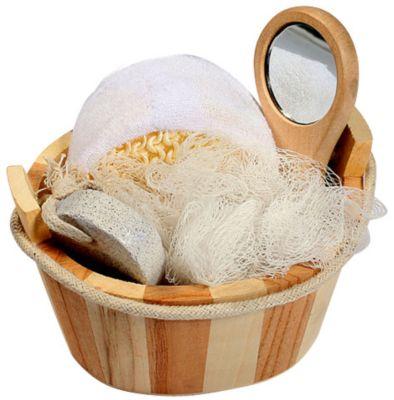 Феникс-Презент Набор для ванной и бани Зеркало