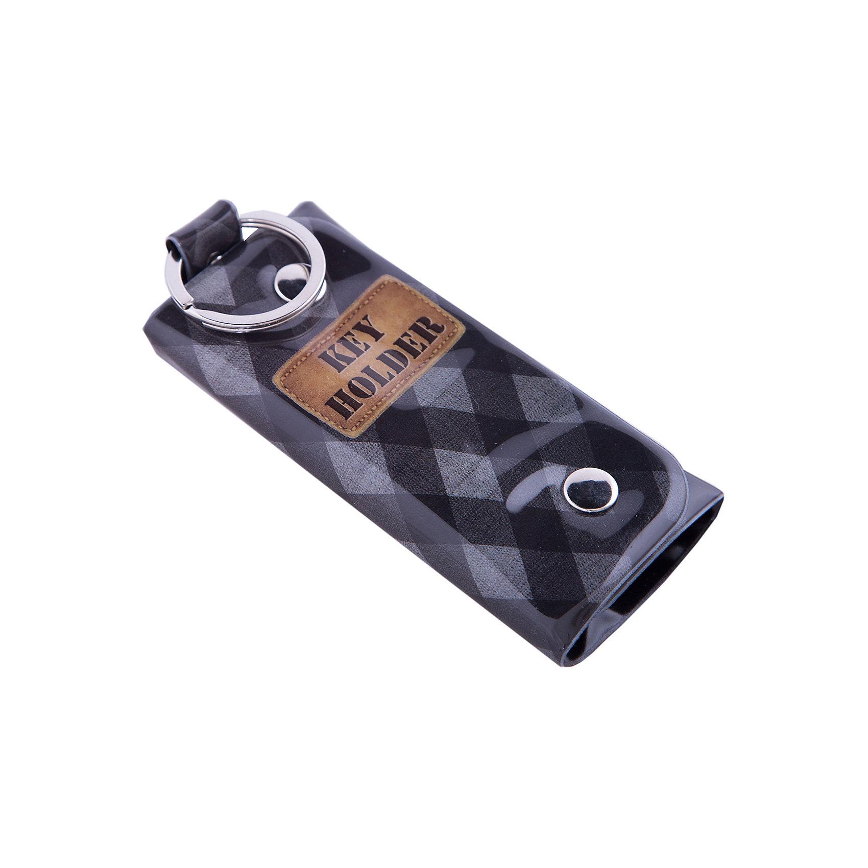 Ключница РомбикиПредметы интерьера<br>Характеристики ключницы Ромбики:<br><br>• тип: ключница<br>• материал: пвх (поливинилхлорид)<br>• материал подкладки/внутренней отделки: пвх (поливинилхлорид)<br>• материал фурнитуры: металл<br>• вид принта: винтажный<br>• упаковка: пластиковая коробка<br>• размеры:10.5 х 4.5 х 2 см<br>• размер упаковки (дхшхв), 11 x 6 x 2 см<br>• вес в упаковке, 135 г<br>• страна-изготовитель Китай<br><br>Стильная ключница Magic Home Ромбики изготовлена из ПВХ и имеет одно отделение, закрывающееся при помощи клапана на две кнопки. Внутри имеется одно кольцо для хранения ключей. Ключница оформлена оригинальным принтом в виде ромбов и надписи Key Holder.<br><br>Ключницу Ромбики можно купить в нашем интернет-магазине.<br><br>Ширина мм: 105<br>Глубина мм: 50<br>Высота мм: 50<br>Вес г: 36<br>Возраст от месяцев: 36<br>Возраст до месяцев: 2147483647<br>Пол: Унисекс<br>Возраст: Детский<br>SKU: 5479417