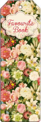 Феникс-Презент Закладка для книг декоративная Райский сад