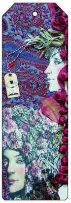 Феникс-Презент Закладка для книг декоративная Сестры фото-1