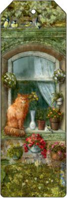 Феникс-Презент Закладка для книг декоративная Котик