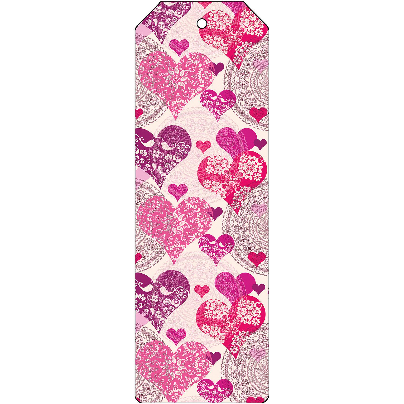 Закладка для книг декоративная СердечкиФотоальбомы, закладки и ростомеры<br>Характеристики декоративной закладки для книг Сердечки:<br><br>• тип: закладка<br>• материал: металл<br>• длина:15 см<br>• размеры: 19 x 6 x 0.5 см <br>• упаковка: пакет<br>• вес в упаковке, 45 г<br>• страна-изготовитель: Китай<br><br>Декоративная закладка для книг Сердечки - великолепный подарок для тех, кто не мыслит свою жизнь без книг. Закладка представляет собой пластину из черного окрашенного металла. Закладка украсит книгу, сделает нарядным и оригинальным стандартный органайзер или семейный альбом.<br><br>Декоративную закладку для книг Сердечки можно купить в нашем интернет-магазине.<br><br>Ширина мм: 150<br>Глубина мм: 50<br>Высота мм: 10<br>Вес г: 31<br>Возраст от месяцев: 48<br>Возраст до месяцев: 144<br>Пол: Женский<br>Возраст: Детский<br>SKU: 5479446