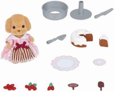 Epoch Traumwiesen Набор Набор украшения тортиков , Sylvanian Families