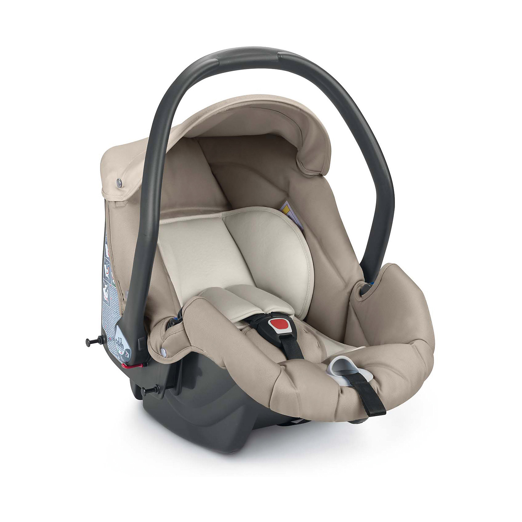 Автокресло Area Zero+, 0-13кг, CAM, кремАвтокресло Area Zero+, 0-13кг, CAM – удобство и надежность для вашего малыша.<br>Каркас кресла – пластиковый, анатомической формы. Такое кресло не только обеспечивает ребенку правильную посадку, важную при формировании осанки, но еще и надежно защищает его в случае аварии. Ремни безопасности встроены в кресло, с мягкими насадками, которые не допускают травмы при резком торможении. Регулируются по высоте и объему. Закрепляется кресло с помощью штатных ремней безопасности против хода движения. Можно использовать и походу движения. Есть съемный чехол, удобная ручка для переноски, конструкция для укачивания. Кресло подходит для всех колясок фирмы CAM.<br><br>Дополнительная информация:<br><br>- вес ребенка: до 13 кг<br>- размер: 65 х 44 х 58 см<br>- вес кресла: 3,6 кг<br>- цвет: кремовый<br><br>Автокресло Area Zero+, 0-13кг, CAM, кремовый можно купить в нашем интернет магазине.<br><br>Ширина мм: 490<br>Глубина мм: 450<br>Высота мм: 755<br>Вес г: 5000<br>Возраст от месяцев: 0<br>Возраст до месяцев: 12<br>Пол: Унисекс<br>Возраст: Детский<br>SKU: 5482098