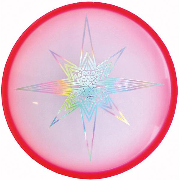 Летающий диск SKYLIGHTER, AerobieЛетающие тарелки и бумеранги<br>Характеристики товара:<br><br>• материал: полимер<br>• размер: 2х38х29 см<br>• светящийся<br>• размер упаковки: 41x30x4 см<br>• возраст: от 3 лет<br>• вес: 200 г<br>• страна бренда: США<br><br>Популярный вид активного отдыха: игры с летающими дисками. Это отличный способ весело провести время всей семьей, с детьми или большой компанией. Диски сделаны из прочного полимерного материала, они отлично летают на дальние расстояния, имею яркую расцветку.<br><br>Данная модификация разрабатывалась для использования в темное время суток, диск очень красиво смотрится в темноте благодаря светодиодам.<br><br>Летающий диск SKYLIGHTER от популярного бренда Aerobie можно купить в нашем интернет-магазине.<br><br>Ширина мм: 20<br>Глубина мм: 290<br>Высота мм: 380<br>Вес г: 250<br>Возраст от месяцев: 48<br>Возраст до месяцев: 192<br>Пол: Унисекс<br>Возраст: Детский<br>SKU: 5482375