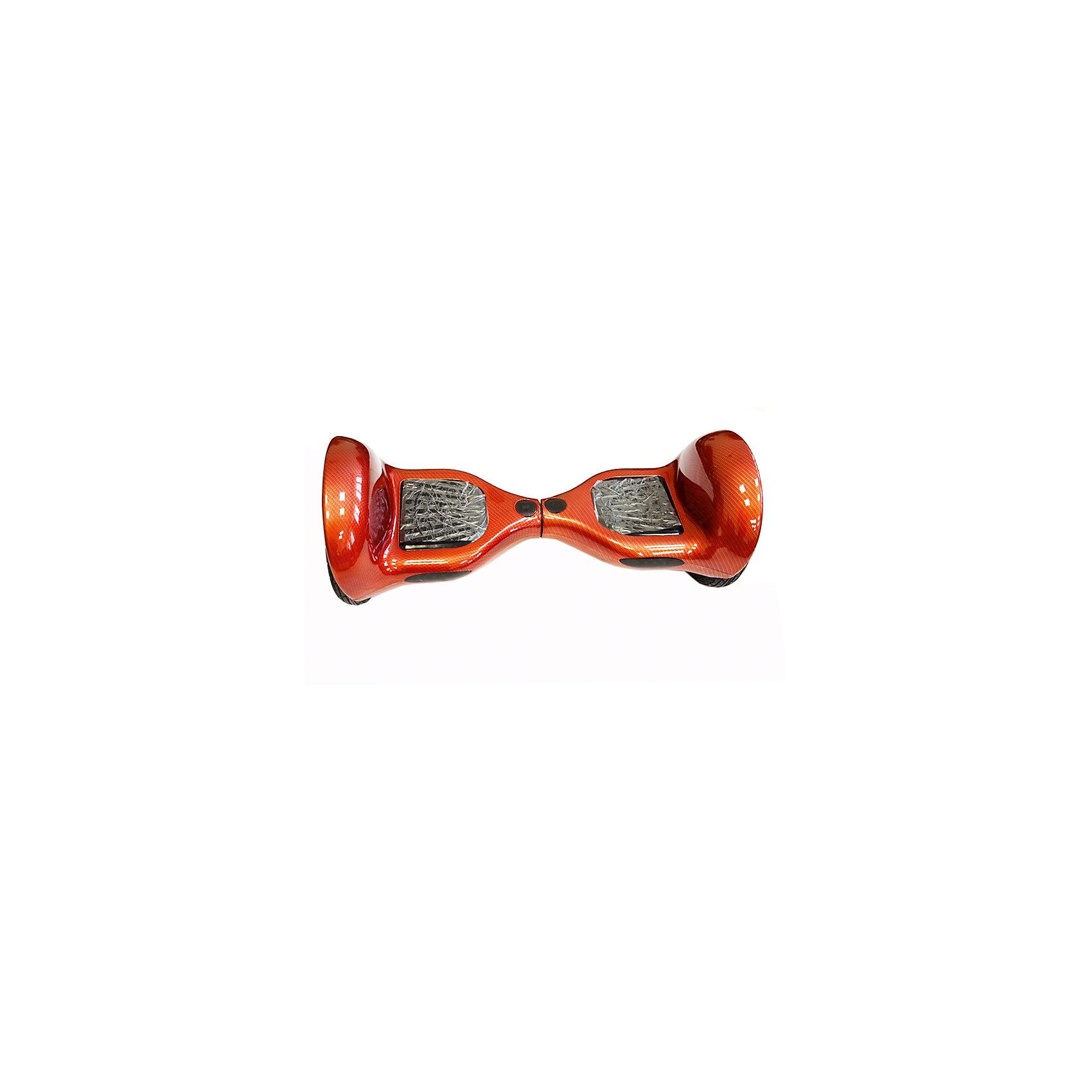 Гироскутер, красный карбон, WMOTIONГироскутеры<br>Характеристики товара:<br><br>• материал: металл<br>• размер: 66х27х27 см<br>• комплектация: гироскутер, зарядка, сумка, инструкция по эксплуатации, гарантийный талон, коробка<br>• цвет: красный<br>• диаметр колёс: 10 дюймов<br>• максимальная нагрузка: 125 кг<br>• максимальная скорость – 12 км/ч <br>• максимальное расстояние, которое можно проехать на одном заряде: до 25 км <br>• мощность электродвигателя: 350 Вт<br>• ёмкость аккумулятора: 4 400 мАч<br>• время, необходимое для полной зарядки аккумулятора: до 1,5 ч<br>• встроенная колонка<br>• вес: 15 кг<br>• страна производитель: Китай<br>• страна бренда: Китай<br><br>Один из самых модных на настоящий моментов вид передвижения - это гироскутер. Он эффектно выглядит, позволяет ехать со скоростью выше, чем у пешеходов, но при этом достаточно безопасной для владельца. Управлять таким средством передвижения достаточно просто: нужно всего лишь переносить вес тела в определенное направление.<br><br>Такой гироскутер достаточно быстро заряжается, он не много весит. Модель уже пользуется популярностью в западных странах. Она действительно стильно выглядит, особенно в темноте с подсветкой, и позволяет выполнять эффектные трюки! Эта модель также имеет встроенные колонки, с помощью которых можно слушать музыку.<br><br>Гироскутер, красный карбон, от популярного бренда WMOTION можно купить в нашем интернет-магазине.<br><br>Ширина мм: 270<br>Глубина мм: 270<br>Высота мм: 660<br>Вес г: 12000<br>Возраст от месяцев: 60<br>Возраст до месяцев: 192<br>Пол: Унисекс<br>Возраст: Детский<br>SKU: 5482388