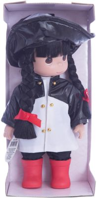 Кукла Дождь и солнце. Панда , 30 см, Precious Moments