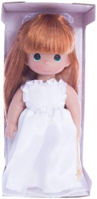 Кукла Ключ к моему сердцу , рыжая 30 см, Precious Moments