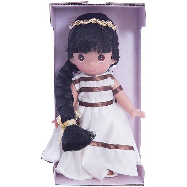Кукла Афина. Греция, 21 см, Precious MomentsКуклы<br>Характеристики товара:<br><br>• возраст: от 5 лет;<br>• материал: винил, текстиль;<br>• высота куклы: 21 см;<br>• размер упаковки: 25х6х10 см;<br>• вес упаковки: 170 гр.;<br>• страна производитель: Филиппины.<br><br>Кукла «Афина. Греция» Precious Moments — коллекционная кукла с выразительными карими глазками и черными волосами, заплетенными в длинную косу. Куколка одета в традиционное греческое платье. У куклы имеются подвижные детали. Она выполнена из качественного безопасного материала.<br><br>Куклу «Афина. Греция» Precious Moments можно приобрести в нашем интернет-магазине.<br><br>Ширина мм: 60<br>Глубина мм: 210<br>Высота мм: 60<br>Вес г: 110<br>Возраст от месяцев: 36<br>Возраст до месяцев: 2147483647<br>Пол: Женский<br>Возраст: Детский<br>SKU: 5482515