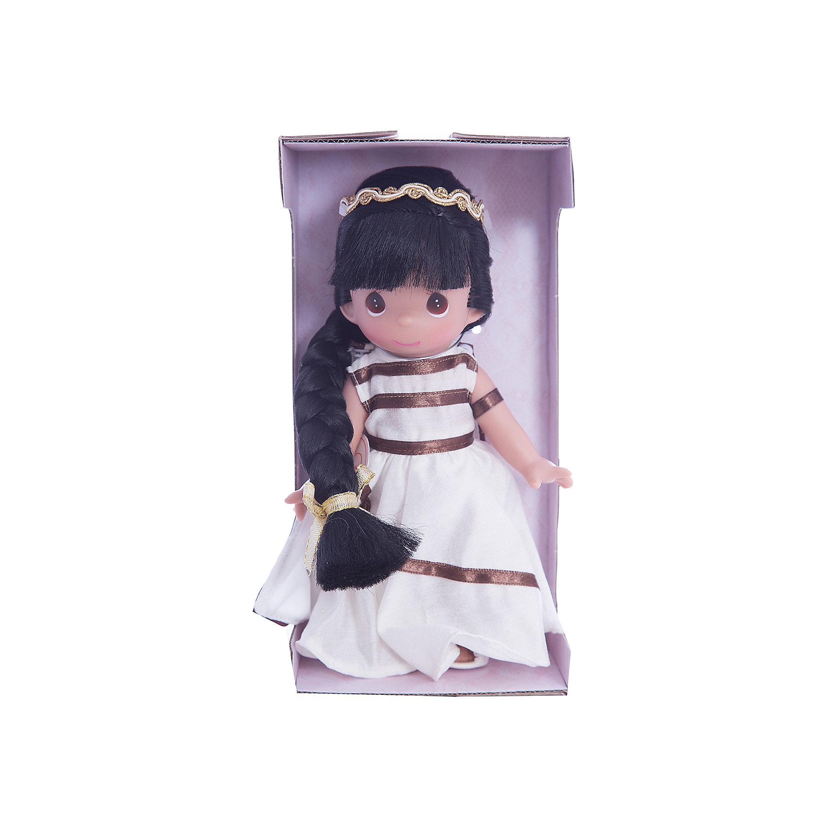 Кукла Афина. Греция, 21 см, Precious MomentsБренды кукол<br>Характеристики товара:<br><br>• возраст: от 5 лет;<br>• материал: винил, текстиль;<br>• высота куклы: 21 см;<br>• размер упаковки: 25х6х10 см;<br>• вес упаковки: 170 гр.;<br>• страна производитель: Филиппины.<br><br>Кукла «Афина. Греция» Precious Moments — коллекционная кукла с выразительными карими глазками и черными волосами, заплетенными в длинную косу. Куколка одета в традиционное греческое платье. У куклы имеются подвижные детали. Она выполнена из качественного безопасного материала.<br><br>Куклу «Афина. Греция» Precious Moments можно приобрести в нашем интернет-магазине.<br><br>Ширина мм: 60<br>Глубина мм: 210<br>Высота мм: 60<br>Вес г: 110<br>Возраст от месяцев: 36<br>Возраст до месяцев: 2147483647<br>Пол: Женский<br>Возраст: Детский<br>SKU: 5482515