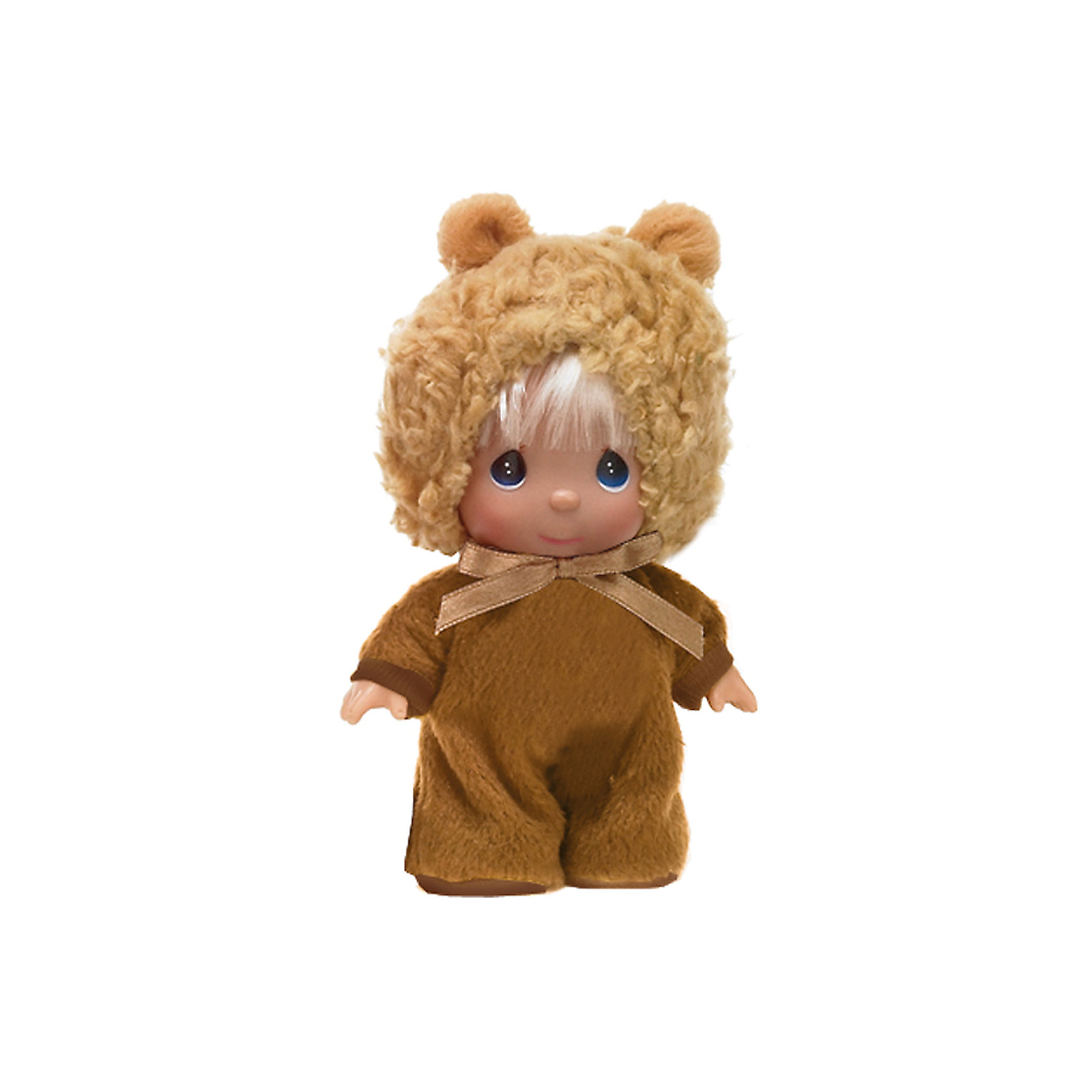Кукла Львенок, 14 см, Precious MomentsКлассические куклы<br>Характеристики товара:<br><br>• возраст: от 5 лет;<br>• материал: винил, текстиль;<br>• высота куклы: 14 см;<br>• размер упаковки: 16х10х5 см;<br>• вес упаковки: 70 гр.;<br>• страна производитель: Филиппины.<br><br>Кукла «Львенок» 14 см Precious Moments — коллекционная кукла с выразительными голубыми глазками и светлыми волосами. Она одета в пушистый костюм львенка с гривой, ушками и хвостиком. У куклы имеются подвижные детали. Она выполнена из качественного безопасного материала.<br><br>Куклу «Львенок» 14 см Precious Moments можно приобрести в нашем интернет-магазине.<br><br>Ширина мм: 60<br>Глубина мм: 140<br>Высота мм: 40<br>Вес г: 80<br>Возраст от месяцев: 36<br>Возраст до месяцев: 2147483647<br>Пол: Женский<br>Возраст: Детский<br>SKU: 5482520