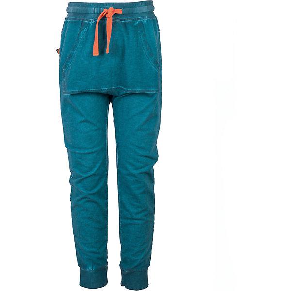 Брюки для мальчика GulliverБрюки<br>Что может быть лучше трикотажных брюк? Только новые модные трикотажные брюки из яркого футера! Оригинальный крой с заниженной линией слонки, свободная форма, пояс на резинке с утяжкой из мягкого шнура делают брюки очень удобными и комфортными. Особый стиль крашения, создающий винтажный эффект, придает изделию особый шарм. Изюминка модели - карман-кенгуру на передней части брюк. Не столько функциональный, сколько интересный стильный элемент привносит свежесть и новизну, отличая эти брюки от базовых спортивных решений. Если вы хотите купить трикотажные детские брюки для прогулок, отдыха и домашнего времяпрепровождения, эта модель - отличный выбор!<br>Состав:<br>100% хлопок<br>Ширина мм: 215; Глубина мм: 88; Высота мм: 191; Вес г: 336; Цвет: голубой; Возраст от месяцев: 108; Возраст до месяцев: 120; Пол: Мужской; Возраст: Детский; Размер: 140,128,122,134; SKU: 5482832;