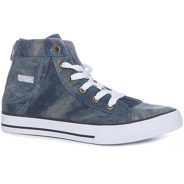 Кеды для мальчика GulliverКеды<br>Кеды, кроссовки, ботинки… С каждым днем спортивная обувь все больше входит в жизнь наших детей, вытесняя ботинки и туфли. Высокие джинсовые кеды - классный стилеобразующий элемент! Они отлично завершат любой образ из коллекции Пикассо, придав ему новизну и индивидуальность. Синие, чуть потертые кеды для мальчика выглядят потрясающе! Стильный дизайн, красивая форма, благородная фактура основного материала, комфорт - ну что еще  нужно для отдыха и прогулок? Если вы хотите купить модные детские кеды, создающие настроение, выбор этой модели - правильное решение!<br>Состав:<br>верх:              100% хлопок;            подкладка:             100% хлопок;                            подошва:                 резина<br><br>Ширина мм: 250<br>Глубина мм: 150<br>Высота мм: 150<br>Вес г: 250<br>Цвет: серый<br>Возраст от месяцев: 144<br>Возраст до месяцев: 156<br>Пол: Мужской<br>Возраст: Детский<br>Размер: 36,30,31,32,33,34,35<br>SKU: 5482870