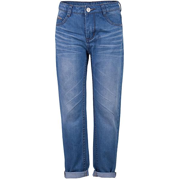 Джинсы для мальчика GulliverДжинсовая одежда<br>Джинсы для мальчика - изделие из разряда must have! Во-первых, это привычный и удобный элемент гардероба, идеально подходящий к любой куртке, ветровке, джемперу. Во-вторых, джинсы очень практичны, а значит, незаменимы для активных игр и долгих прогулок на свежем воздухе. Поклонники Gulliver, конечно, уже привыкли к стильным джинсовым изделиям. Но в каждом сезоне дизайнеры компании предлагают новые элементы и яркие выразительные детали. Модная посадка изделия на фигуре, варка, повреждения, потертости... У вас снова есть шанс купить джинсы от лучшего бренда детской одежды! Голубые джинсы для мальчика - оптимальное решение для яркого и комфортного лета!<br>Состав:<br>100% хлопок<br><br>Ширина мм: 215<br>Глубина мм: 88<br>Высота мм: 191<br>Вес г: 336<br>Цвет: голубой<br>Возраст от месяцев: 96<br>Возраст до месяцев: 108<br>Пол: Мужской<br>Возраст: Детский<br>Размер: 134,122,140,128<br>SKU: 5482980