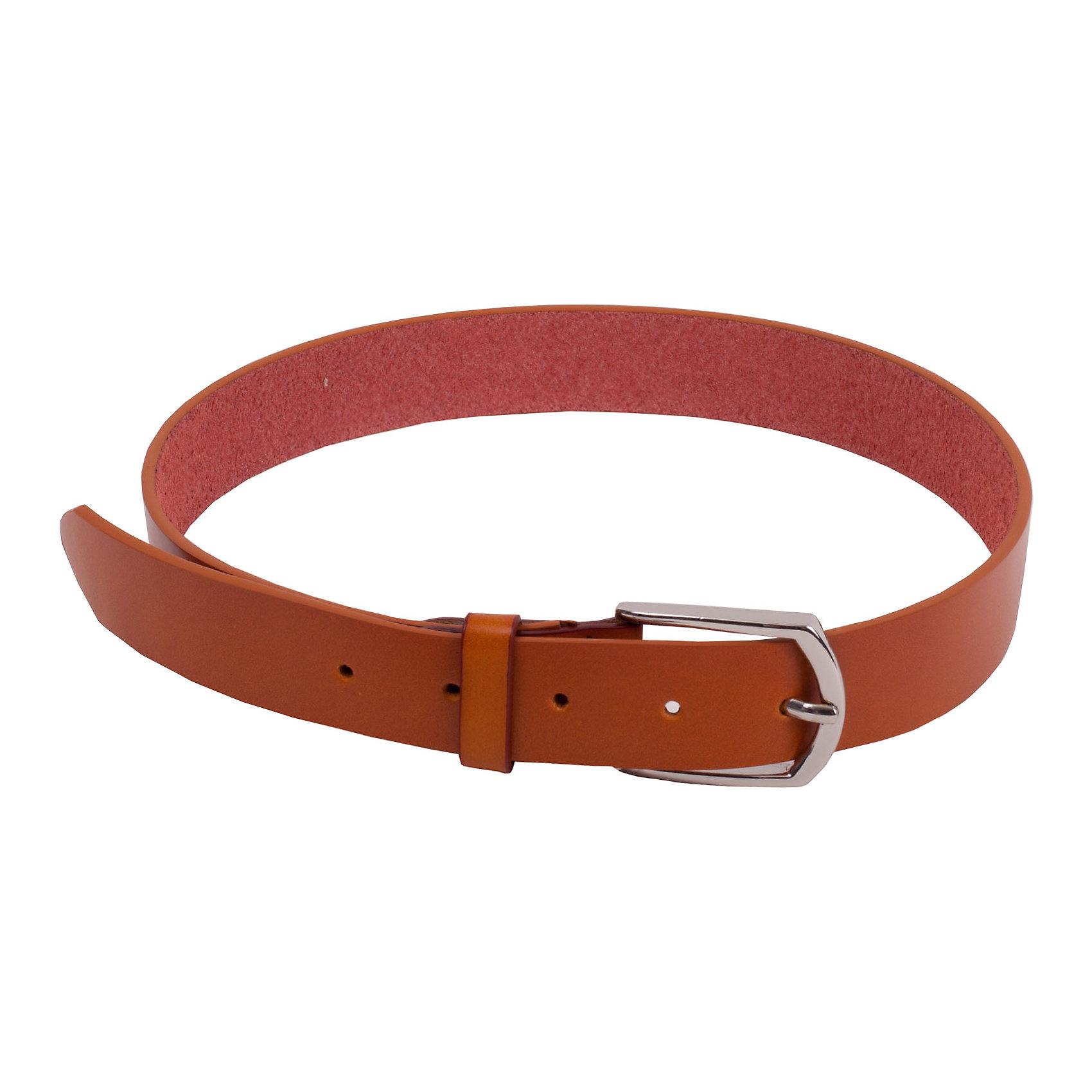 Ремень для мальчика GulliverРемни и подтяжки<br>Рыжий кожаный пояс в гардеробе ребенка - аксессуар из разряда must have! Он придаст образу завершенность, красиво дополнив и повседневный, и нарядный комплект.<br>Состав:<br>кожа<br><br>Ширина мм: 170<br>Глубина мм: 157<br>Высота мм: 67<br>Вес г: 117<br>Цвет: коричневый<br>Возраст от месяцев: 84<br>Возраст до месяцев: 180<br>Пол: Мужской<br>Возраст: Детский<br>Размер: one size<br>SKU: 5483449