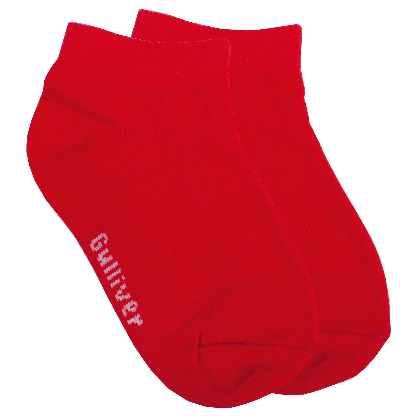 Носки для девочки GulliverНоски<br>Укороченные детские носки - важная составляющая повседневного летнего гардероба. Белые и цветные, с рисунком и без, носки играют большую функциональную роль, ведь от них зависит удобство и комфорт в ежедневной носке.<br>Состав:<br>72% хлопок            25% полиэстер 3% эластан<br><br>Ширина мм: 87<br>Глубина мм: 10<br>Высота мм: 105<br>Вес г: 115<br>Цвет: красный<br>Возраст от месяцев: 120<br>Возраст до месяцев: 156<br>Пол: Женский<br>Возраст: Детский<br>Размер: 22,26,14,18<br>SKU: 5483484