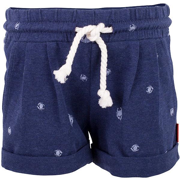 Шорты для девочки GulliverШорты, бриджи, капри<br>Что может быть удобнее для ребенка в повседневной носке, чем шорты из мягкого трикотажа? Для дачного отдыха, прогулок и домашнего времяпрепровождения, трикотажные шорты - незаменимый атрибут. Если вы хотите купить шорты, выберете эту модель. Они просты, комфортны и практичны, а значит, девочке гарантирована свобода движений и возможность быть активной и любознательной!<br>Состав:<br>95% хлопок      5% эластан<br>Ширина мм: 191; Глубина мм: 10; Высота мм: 175; Вес г: 273; Цвет: синий; Возраст от месяцев: 24; Возраст до месяцев: 36; Пол: Женский; Возраст: Детский; Размер: 98,104,110,116; SKU: 5483700;