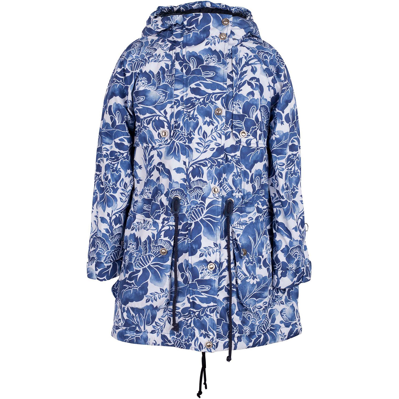 Полупальто для девочки GulliverВерхняя одежда<br>Купить детское полупальто для весны, значит, позаботиться о комфорте ребенка в период межсезонья, когда уже так хочется одеться легко и ярко, но погода еще бывает весьма обманчива. Классное утепленное  полупальто с рисунком создает настроение, притягивая солнечные лучи и восхищенные взгляды! Удобный крой, продуманные функциональные детали гарантируют комфорт и удобство в повседневной носке.<br>Состав:<br>верх:  100% полиэстер; подкладка: 100% полиэстер; утеплитель: 100% полиэстер<br><br>Ширина мм: 356<br>Глубина мм: 10<br>Высота мм: 245<br>Вес г: 519<br>Цвет: белый<br>Возраст от месяцев: 108<br>Возраст до месяцев: 120<br>Пол: Женский<br>Возраст: Детский<br>Размер: 140,128,122,134<br>SKU: 5484011