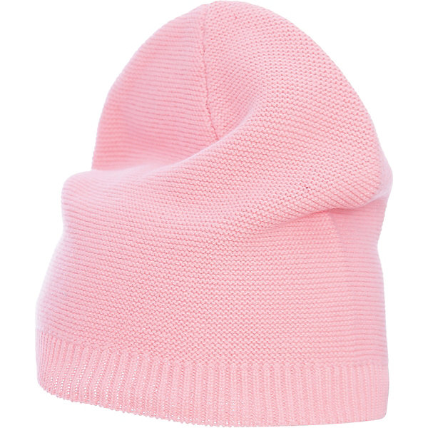 Шапка для девочки GulliverДемисезонные<br>Стильная вязаная шапка дополнит повседневный образ ребенка. Мягкая, легкая, комфортная, розовая шапка отлично разместится в кармане куртки или жилетки, чтобы в любой момент защитить юную модницу от непогоды и ветра.<br>Состав:<br>100% хлопок<br>Ширина мм: 89; Глубина мм: 117; Высота мм: 44; Вес г: 155; Цвет: розовый; Возраст от месяцев: 48; Возраст до месяцев: 60; Пол: Женский; Возраст: Детский; Размер: 52,54; SKU: 5484153;