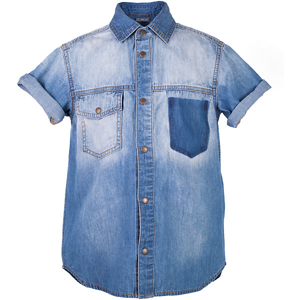 Рубашка джинсовая для мальчика GulliverБлузки и рубашки<br>Джинсовая рубашка для мальчика снова входит в Топ 10 самых популярных моделей сезона Весна/Лето 2017! Модная форма, продуманные детали, интересные фишки, придающие модели яркие индивидуальные черты, а также классная варка изделия делают рубашку выразительным акцентом повседневного образа. Если стиль и качество для вас не пустые слова, а практичность и функциональность означают удобство, комфорт и большие возможности в сочетании этой рубашки с любыми шортами и брюками, вам стоит купить джинсовую рубашку для мальчика и вы никогда об этом не пожалеете!<br>Состав:<br>100% хлопок<br><br>Ширина мм: 174<br>Глубина мм: 10<br>Высота мм: 169<br>Вес г: 157<br>Цвет: синий<br>Возраст от месяцев: 72<br>Возраст до месяцев: 84<br>Пол: Мужской<br>Возраст: Детский<br>Размер: 122,128,134,140<br>SKU: 5484212