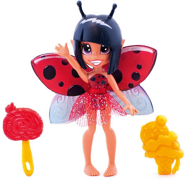 Фея Цветущего Луга Ла-ди, LanardКуклы<br>Характеристики товара:<br><br>• возраст: от 4 лет;<br>• материал: пластик;<br>• в комплекте: кукла, аксессуары;<br>• высота куклы: 8,5 см;<br>• размер упаковки: 19,5х13х3,5 см;<br>• вес упаковки: 50 гр.;<br>• страна производитель: Китай.<br><br>Фея Летнего сада «Ла-ди» Lanard — сказочная фея, которая живет в прекрасном волшебном саду. Дружелюбная Ла-ди большая сладкоежка, она любит леденцы, конфеты и мороженое. Фея одета в красное блестящее платье, а за спиной у нее красные крылышки с черными пятнышками.<br><br>У куклы подвижные голова, ручки и ножки. Игра с очаровательной феей станет для девочки увлекательным процессом, который поспособствует развитию воображения и фантазии. <br><br>Фею Летнего сада «Ла-ди» Lanard можно приобрести в нашем интернет-магазине.<br>Ширина мм: 127; Глубина мм: 381; Высота мм: 190; Вес г: 69; Возраст от месяцев: 36; Возраст до месяцев: 2147483647; Пол: Женский; Возраст: Детский; SKU: 5485117;