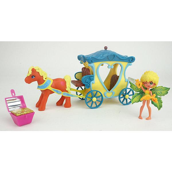 Набор: Фея Данди в Голубой Карете, LanardКуклы<br>Характеристики товара:<br><br>• возраст: от 4 лет;<br>• материал: пластик;<br>• в комплекте: кукла, карета, лошадь, аксессуары;<br>• высота куклы: 8,5 см;<br>• размер упаковки: 26,5х17х9 см;<br>• вес упаковки: 300 гр.;<br>• страна производитель: Китай.<br><br>Игровой набор «Фея Данди в голубой карете» Lanard включает в себя сказочную фею, которая живет в прекрасном волшебном саду. Озорная и веселая Данди любит стрелять из рогатки и пилить деревья. Фея одета в желтое блестящее платье, а за спиной у нее самые настоящие зеленые крылышки с узорами.<br><br>Данди решила прогуляться по лесу, запрягла в карету оранжевую лошадку и отправилась в путь. У куклы подвижные голова, ручки и ножки. Игра с очаровательной феей станет для девочки увлекательным процессом, который поспособствует развитию воображения и фантазии. <br><br>Игровой набор «Фея Данди в голубой карете» Lanard можно приобрести в нашем интернет-магазине.<br>Ширина мм: 165; Глубина мм: 254; Высота мм: 80; Вес г: 340; Возраст от месяцев: 36; Возраст до месяцев: 2147483647; Пол: Женский; Возраст: Детский; SKU: 5485125;