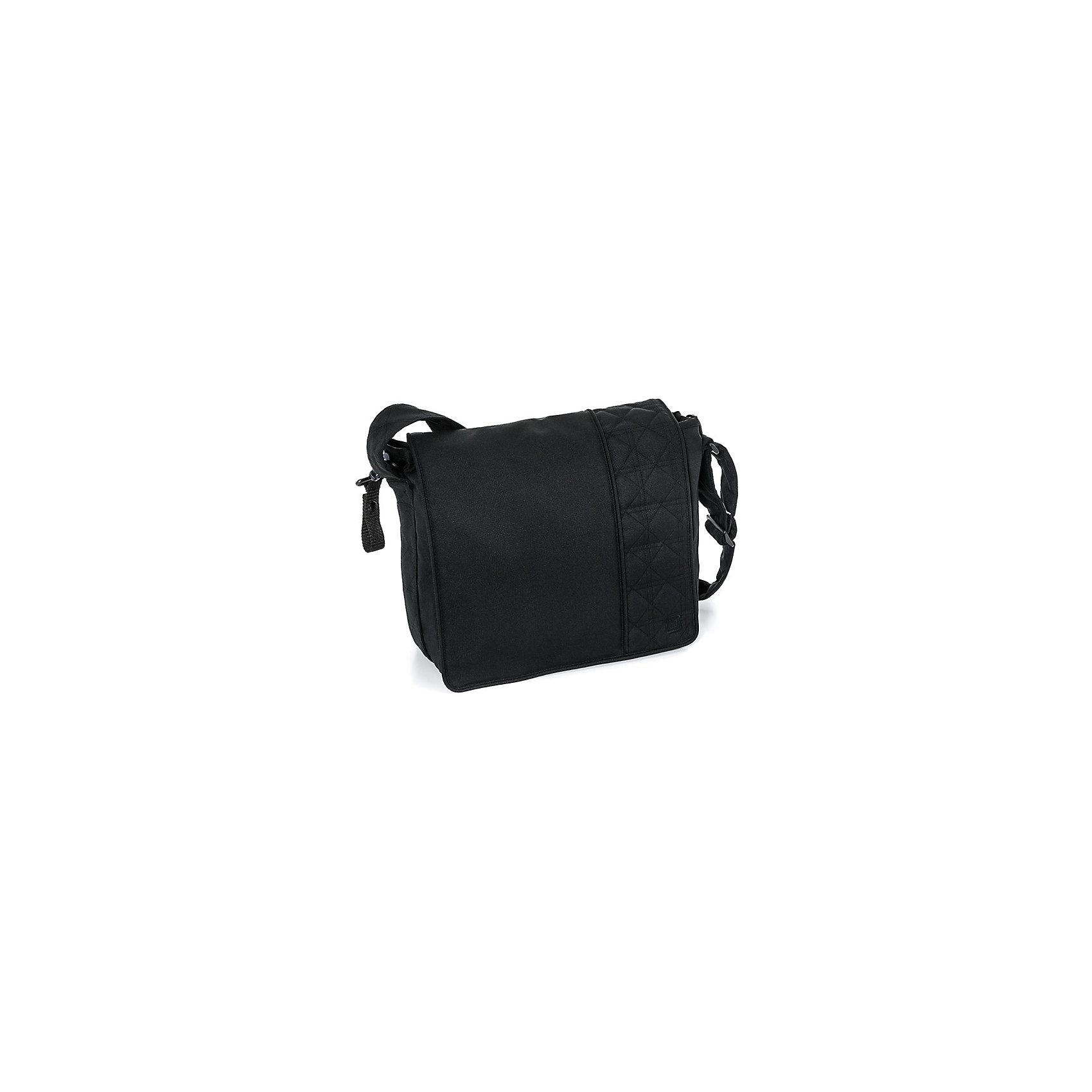 Сумка на коляску , Moon, Bag Black MelangeСтильная сумка от немецкого производителя детских колясок и аксессуаров – Moon, подойдет к любой коляске<br>В комплекте:<br>• Пеленальный матрасик<br>• Кошелек для мелочей<br>• 3 больших внутренних кармана, есть отделение для смены подгузников, 8 кармашков на сетке для мелочей.<br>• Магнитная застежка<br>• Ручка для переноски, универсальное крепление на коляску<br><br>Ширина мм: 450<br>Глубина мм: 350<br>Высота мм: 100<br>Вес г: 350<br>Возраст от месяцев: 0<br>Возраст до месяцев: 36<br>Пол: Унисекс<br>Возраст: Детский<br>SKU: 5485132