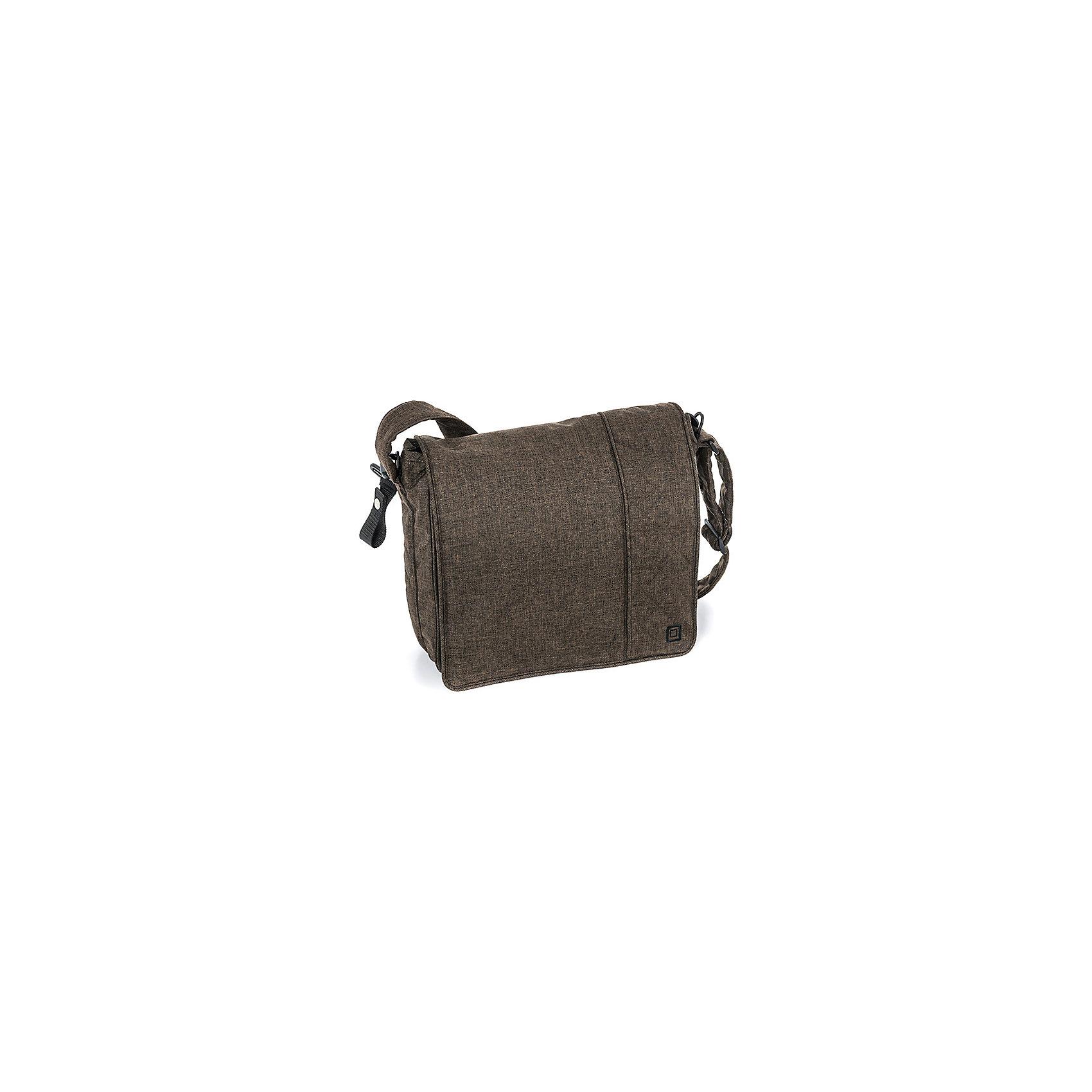 Сумка на коляску, Moon, Dark Brown MelangeСтильная сумка от немецкого производителя детских колясок и аксессуаров – Moon, подойдет к любой коляске<br>В комплекте:<br>• Пеленальный матрасик<br>• Кошелек для мелочей<br>• 3 больших внутренних кармана, есть отделение для смены подгузников, 8 кармашков на сетке для мелочей.<br>• Магнитная застежка<br>• Ручка для переноски, универсальное крепление на коляску<br><br>Ширина мм: 450<br>Глубина мм: 350<br>Высота мм: 100<br>Вес г: 350<br>Возраст от месяцев: 0<br>Возраст до месяцев: 36<br>Пол: Унисекс<br>Возраст: Детский<br>SKU: 5485133
