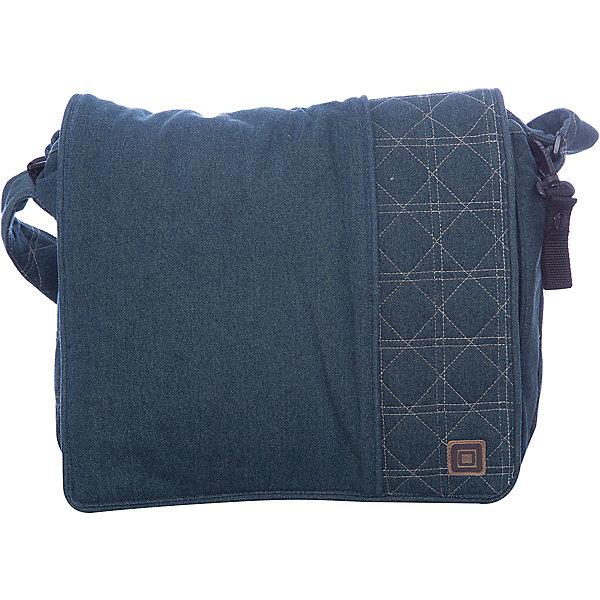 Сумка на коляску, Moon, JeansАксессуары для колясок<br>Характеристики:<br><br>• подходит к любой коляске – универсальное крепление;<br>• сумка оснащена ручкой для переноски;<br>• магнитная застежка;<br>• 3 больших внутренних кармана, отделение для смены подгузников, 8 кармашков на сетке для мелочей, кошелек;<br>• в комплекте пеленальный матрасик.<br><br>Размер сумки: 45х35х10 см<br>Вес: 350 г<br><br>Сумку на коляску, Moon, Bag Jeans можно купить в нашем интернет-магазине.<br><br>Ширина мм: 450<br>Глубина мм: 350<br>Высота мм: 100<br>Вес г: 350<br>Возраст от месяцев: 0<br>Возраст до месяцев: 36<br>Пол: Унисекс<br>Возраст: Детский<br>SKU: 5485136