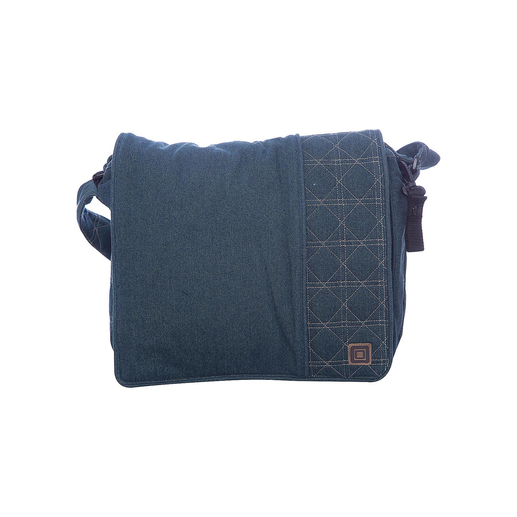 Сумка на коляску, Moon, JeansАксессуары для колясок<br>Стильная сумка от немецкого производителя детских колясок и аксессуаров – Moon, подойдет к любой коляске<br>В комплекте:<br>• Пеленальный матрасик<br>• Кошелек для мелочей<br>• 3 больших внутренних кармана, есть отделение для смены подгузников, 8 кармашков на сетке для мелочей.<br>• Магнитная застежка<br>• Ручка для переноски, универсальное крепление на коляску<br><br>Ширина мм: 450<br>Глубина мм: 350<br>Высота мм: 100<br>Вес г: 350<br>Возраст от месяцев: 0<br>Возраст до месяцев: 36<br>Пол: Унисекс<br>Возраст: Детский<br>SKU: 5485136