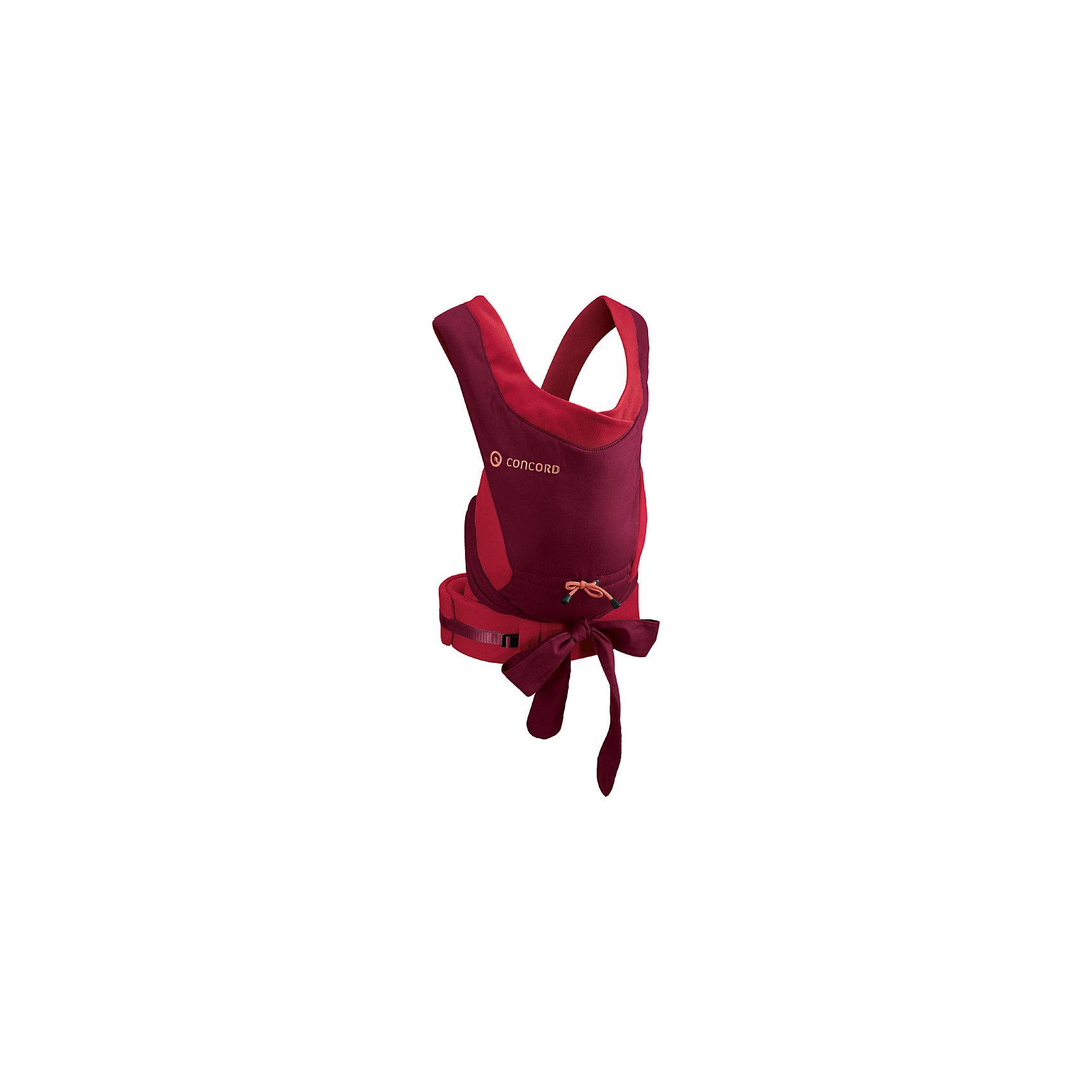 Рюкзак-Кенгуру Wallabee, Concord, Lava RedРюкзак-кенгуру Concord Wallabee от компании Concord - новинка 2014 года.<br><br>• 2 положения переноски - спереди и на спине.<br>• эргономичный дизайн: соответствует положению spread-squat, рекомендованному ортопедами<br>• специальная манжета для поддержки головы малыша<br>• материал из 100% хлопка обеспечивает максимум комфорта малышу<br>• широкие плечевые лямки ремней, перекрещивающиеся на спине взрослого, а так же поясничный ремень обеспечивают оптимальное распределение веса малыша при переноске<br>• дизайн унисекс - Concord Wallabee подходит и для мамы и для папы<br>• Wallabee максимально плотно прилегает к телу благодаря регулировке затяжки поясничного ремня. <br>• супер-компактна в сложенном виде.<br><br>Ширина мм: 370<br>Глубина мм: 250<br>Высота мм: 70<br>Вес г: 1500<br>Возраст от месяцев: 0<br>Возраст до месяцев: 36<br>Пол: Унисекс<br>Возраст: Детский<br>SKU: 5485180