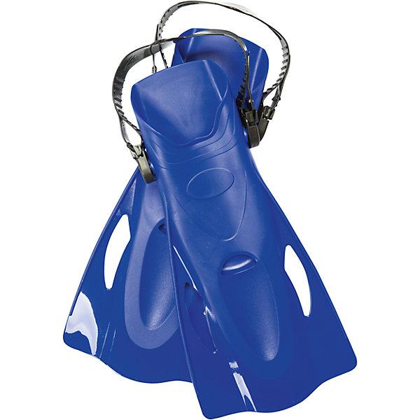 Ласты для плавания, р-р 37-41, голубые, BestwayОчки, маски, ласты, шапочки<br>Ласты для плавания, р-р 37-41, голубые, Bestway (Бествей)<br><br>Характеристики:<br><br>• регулируемый ремешок<br>• открытый носок<br>• гидродинамические ребра<br>• материал: пластик<br>• цвет: голубой<br>• размер: 37-41<br>• размер упаковки: 16х33х40 см<br>• вес: 461 грамма<br><br>Ласты - незаменимый аксессуар для начинающих дайверов. Ласты изготовлены из высококачественного пластика, который прослужит вам очень долго. Ласты помогут ребенку нырять на глубину и плавать, набирая скорость. Гидродинамические ребра и отверстия уменьшат боковое давление воды. Открытый носок препятствует скапливанию воды внутри. Ремешок регулируется до необходимого размера. Пятка открыта для удобства ребенка.<br><br>Ласты для плавания, р-р 34-37, голубые, Bestway (Бествей) можно купить в нашем интернет-магазине.<br><br>Ширина мм: 400<br>Глубина мм: 330<br>Высота мм: 160<br>Вес г: 461<br>Возраст от месяцев: 84<br>Возраст до месяцев: 2147483647<br>Пол: Мужской<br>Возраст: Детский<br>SKU: 5486873