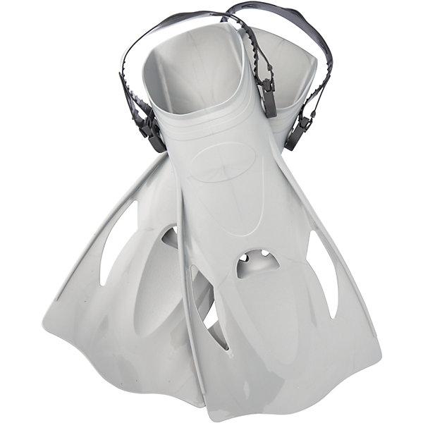 Ласты для плавания, р-р 41-46, серые, BestwayОчки, маски, ласты, шапочки<br>Ласты для плавания, р-р 41-46, серые, Bestway (Бествей)<br><br>Характеристики:<br><br>• регулируемый ремешок<br>• открытый носок<br>• гидродинамические ребра<br>• материал: пластик<br>• цвет: серый<br>• размер: 41-46<br>• размер упаковки: 20,5х45х52 см<br>• вес: 754 грамма<br><br>Ласты Bestway предназначены для плавания и ныряния детей от 14 лет. Ласты изготовлены из прочного долговечного пластика. Регулируемый ремешок и открытая пятка позволят вам придать ластам необходимый размер. Открытый носок препятствует скапливанию лишней воды внутри. Гидродинамические ребра и отверстия уменьшают боковое давление воды. <br><br>Ласты для плавания, р-р 41-46, серые, Bestway (Бествей), можно купить в нашем интернет-магазине.<br>Ширина мм: 520; Глубина мм: 450; Высота мм: 205; Вес г: 754; Возраст от месяцев: 168; Возраст до месяцев: 2147483647; Пол: Унисекс; Возраст: Детский; SKU: 5486877;