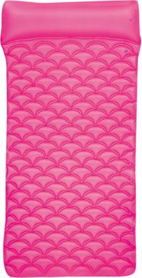 ћатрас дл¤ плавани¤ гибкий, 213х86 см, розовый, Bestway