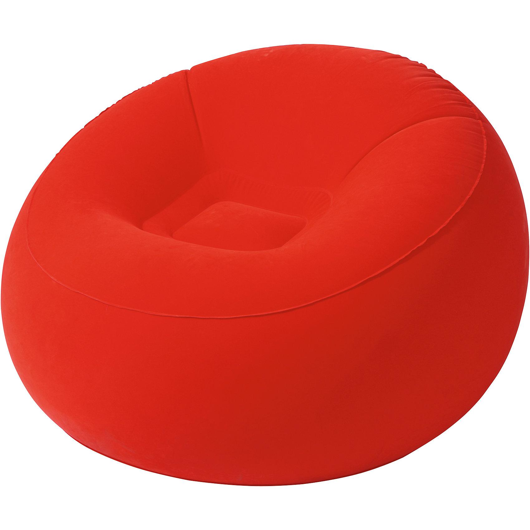 Кресло надувное, 112х112х66 см, красное, BestwayДомики и мебель<br>Кресло надувное, 112х112х66 см, красное, Bestway (Бествей)<br><br>Характеристики:<br><br>• двухкамерная конструкция<br>• мягкое на ощупь<br>• клапан для накачивания и сдувания подходит к любому насосу<br>• заплатка в комплекте<br>• размер: 112х112х66 см<br>• цвет: красный<br>• материал: винил<br>• вес: 1584 грамма<br><br>Яркое надувное кресло - отличное решение для экономии пространства в доме. Кресло имеет двухкамерную конструкцию из высококачественного и прочного винила. Поверхность покрыта флоком, отличающимся высокой мягкостью. Флокированная поверхность не пропускает воду и легко очищается от загрязнений. Клапан для накачивая и сдувания подходит к любому насосу. В комплект входит заплатка для ремонта в случае прокола.<br><br>Кресло надувное, 112х112х66 см, красное, Bestway (Бествей) вы можете купить в нашем интернет-магазине.<br><br>Ширина мм: 510<br>Глубина мм: 305<br>Высота мм: 310<br>Вес г: 1584<br>Возраст от месяцев: 72<br>Возраст до месяцев: 2147483647<br>Пол: Унисекс<br>Возраст: Детский<br>SKU: 5486960
