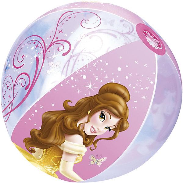 Надувной мяч, Disney Princess, 51 см, BestwayМячи детские<br>Надувной мяч, Disney Princess, 51 см, Bestway (Бествей)<br><br>Характеристики:<br><br>• подходит для игр в воде и на суше<br>• легкий и удобный<br>• яркий дизайн<br>• диаметр мяча: 51 см<br>• размер упаковки: 19х12х2,5 см<br>• материал: ПВХ<br>• вес: 131 грамм<br><br>С надувным мячом кроха сможет придумать самые интересные игры! Мяч подходит для использования в воде и на суше. Он изготовлен из прочного поливинилхлорида, устойчивого к воде и солнечным лучам. Поверхность мяча покрыта красочным изображением с полюбившимися героями мультфильмов Дисней. Игра с мячом поможет укрепить организм и подарит много радостных впечатлений!<br><br>Надувной мяч, Disney Princess, 51 см, Bestway (Бествей) можно купить в нашем интернет-магазине.<br><br>Ширина мм: 360<br>Глубина мм: 290<br>Высота мм: 260<br>Вес г: 131<br>Возраст от месяцев: 24<br>Возраст до месяцев: 2147483647<br>Пол: Женский<br>Возраст: Детский<br>SKU: 5486970