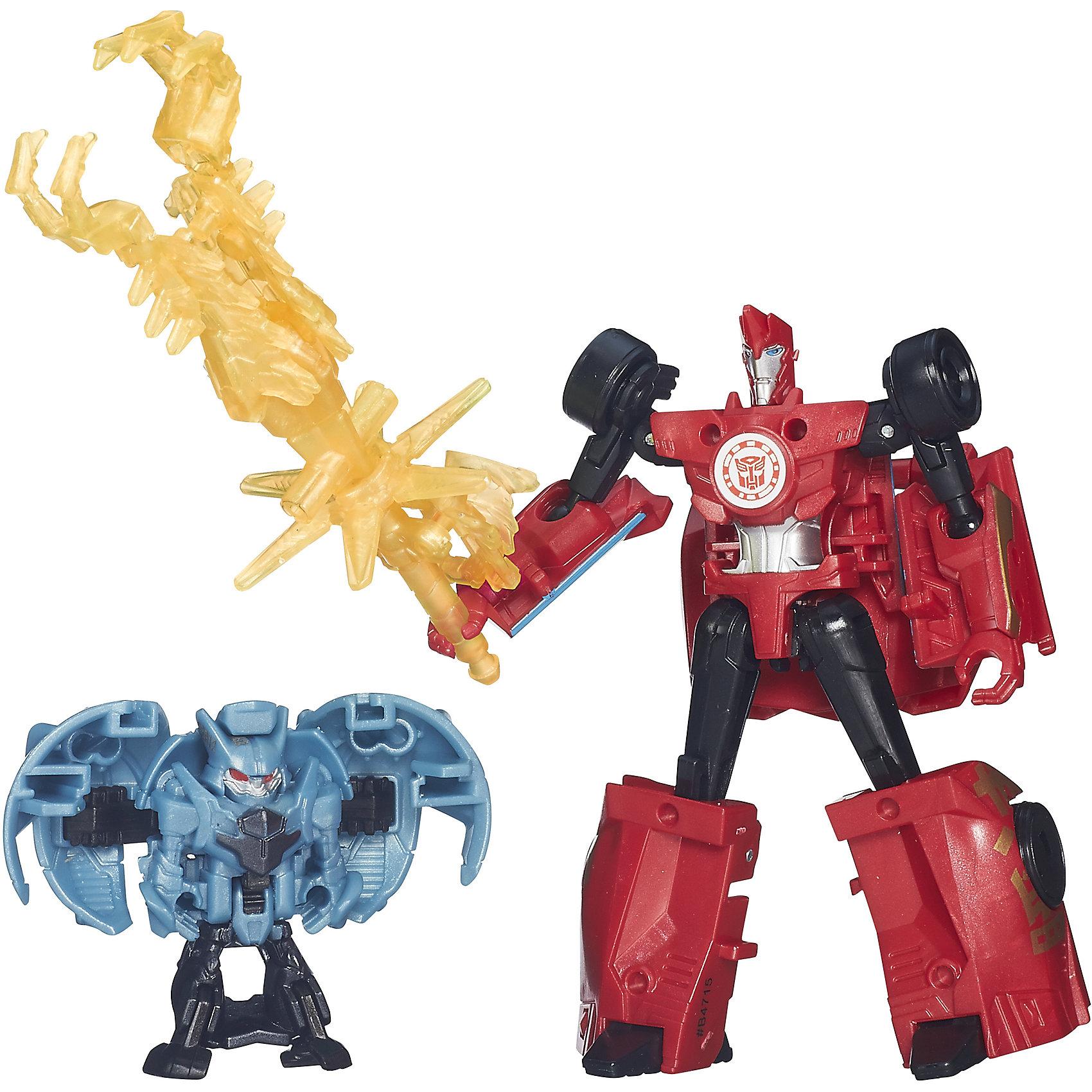 Миниконы Бэтл Пэкс, Роботс-ин-Дисгайс, Трансформеры, B4713/B4715