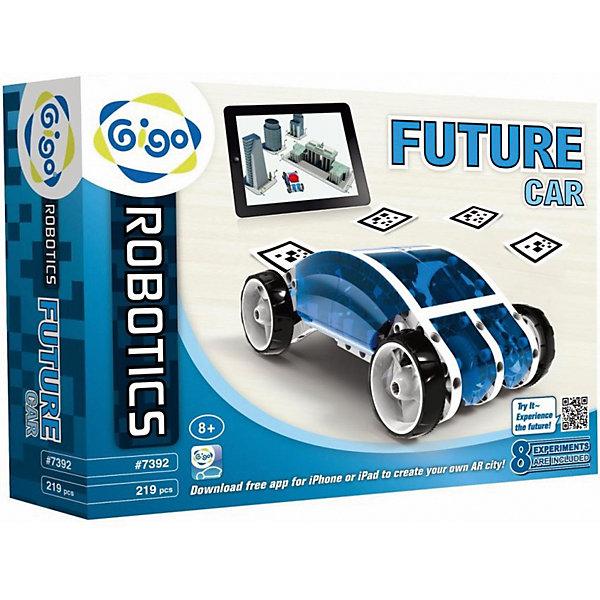 Настольная игра Автомобиль будущего. Конструктор