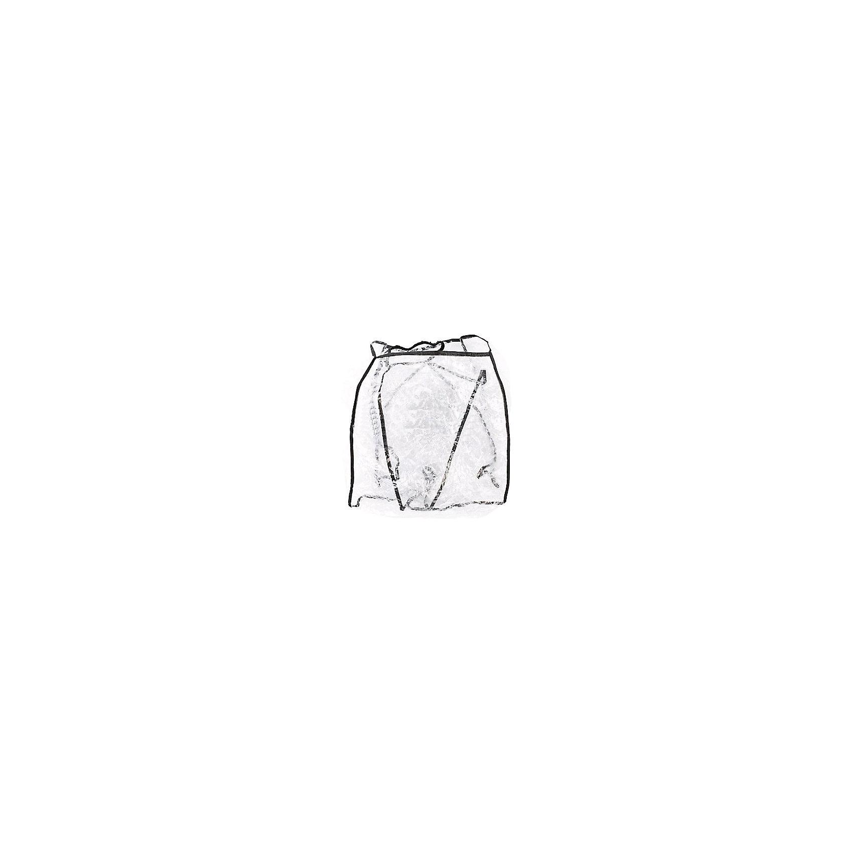 Дождевик на коляску универсальный в сумке, Roxy-KidsХарактеристики:<br><br>• Предназначение: дождевик на коляску<br>• Пол: универсальный<br>• Цвет: прозрачный<br>• Материал: полиэтилен<br>• Универсальный размер<br>• Вентиляционные отверстия<br>• Вес: 300 г<br>• Размеры (Д*Ш*В): 25*6*25 см<br><br>Дождевик на коляску универсальный в сумке, Roxy-Kids выполнен из прозрачного полиэтилена, обладающего повышенной прочностью. Края изделия обработаны кантом, что защищает от деформации и при этом обеспечивает дополнительную фиксацию на коляске. У чехла предусмотрены вентиляционные отверстия. Дождевик выполнен в универсальном размере, поэтому подходит для колясок классических моделей: от люльки до колясок-тростей.<br><br>Дождевик на коляску универсальный в сумке, Roxy-Kids можно купить в нашем интернет-магазине.<br><br>Ширина мм: 250<br>Глубина мм: 250<br>Высота мм: 60<br>Вес г: 300<br>Возраст от месяцев: 0<br>Возраст до месяцев: 36<br>Пол: Унисекс<br>Возраст: Детский<br>SKU: 5489924