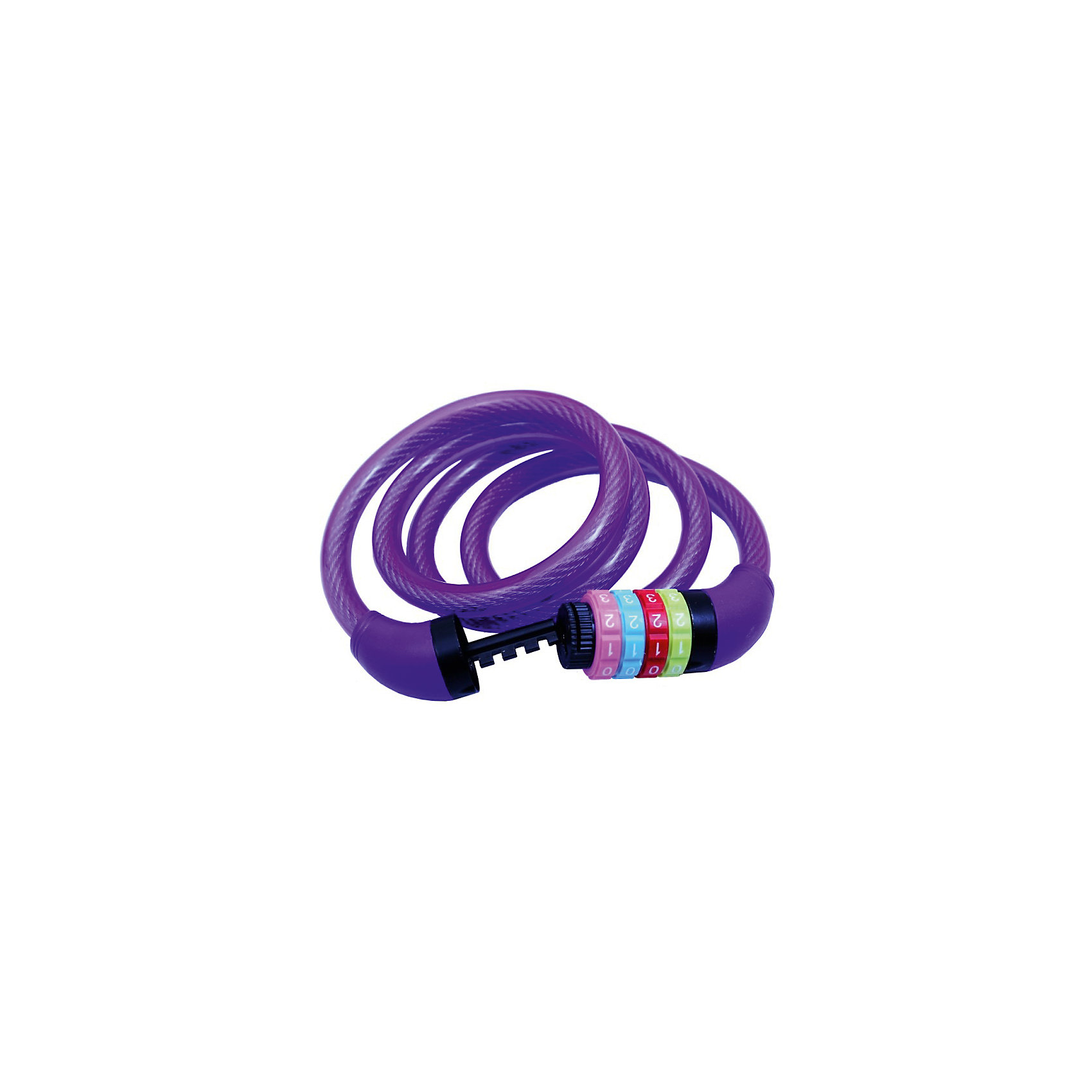 Замок с кодом для колясок ROXY-KIDS 12х1200 мм, Roxy-KidsХарактеристики:<br><br>• Предназначение: замок для колясок<br>• Цвет: сиреневый<br>• Материал: сталь, поливинилхлорид<br>• Длина троса: 120 см<br>• Кодовый замок<br>• Универсальный размер<br>• Можно использовать для велосипедов<br>• Вес: 400 г<br>• Размеры (Д*Ш*В): 15*3*15 см<br><br>Замок с кодом для колясок ROXY-KIDS 12х1200 мм, Roxy-Kids изготовлен из стали и полимера, которые придают изделию особую прочность и надежность. Диаметр стального троса составляет более одного сантиметра, благодаря чему его практически невозможно перерезать. В качестве защиты трос покрыт полимерным материалов. Оснащен кодовым замком. Трос гибкий, не переламывается и не слоится, легко принимает необходимую форму, имеет универсальную длину, подходящую для коляски любой марки и модели. Замок можно использовать для велосипедов.<br><br>Замок с кодом для колясок ROXY-KIDS 12х1200 мм, Roxy-Kids можно купить в нашем интернет-магазине.<br><br>Ширина мм: 150<br>Глубина мм: 150<br>Высота мм: 40<br>Вес г: 400<br>Возраст от месяцев: 0<br>Возраст до месяцев: 36<br>Пол: Унисекс<br>Возраст: Детский<br>SKU: 5489927