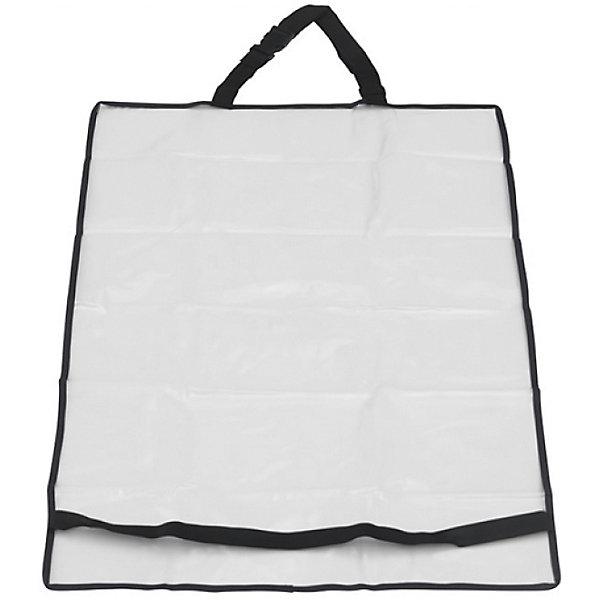 Защитная накидка на спинку автомобильного сиденья, Roxy-KidsАксессуары для автокресел<br>Характеристики:<br><br>• Вид текстиля: защитная накидка для автомобиля<br>• Цвет: прозрачный<br>• Материал: полиэтилен<br>• Форма подушки: валик<br>• Крепится на сиденье<br>• Универсальный размер<br>• Вес: 200 г<br>• Размеры (Д*Ш*В): 15*5*22 см<br>• Особенности ухода: сухая и влажная чистка<br><br>Защитная накидка на спинку автомобильного сиденья, Roxy-Kids предназначено для защиты от загрязнений автомобильных сидений и чехлов. Изготовлена из полиэтилена, котороый обладает гповышенными прочными свойствами. Изделие обработано кантом с резинкой, что обеспечивает его надежную фиксацию на сиденье. На накидке предусмотрен ремешок, который надевается на подголовник. За накидкой легко ухаживать: ее можно протирать влажной губкой. <br><br>Защитную накидку на спинку автомобильного сиденья, Roxy-Kids можно купить в нашем интернет-магазине.<br>Ширина мм: 150; Глубина мм: 220; Высота мм: 5; Вес г: 200; Возраст от месяцев: 12; Возраст до месяцев: 84; Пол: Унисекс; Возраст: Детский; SKU: 5489937;