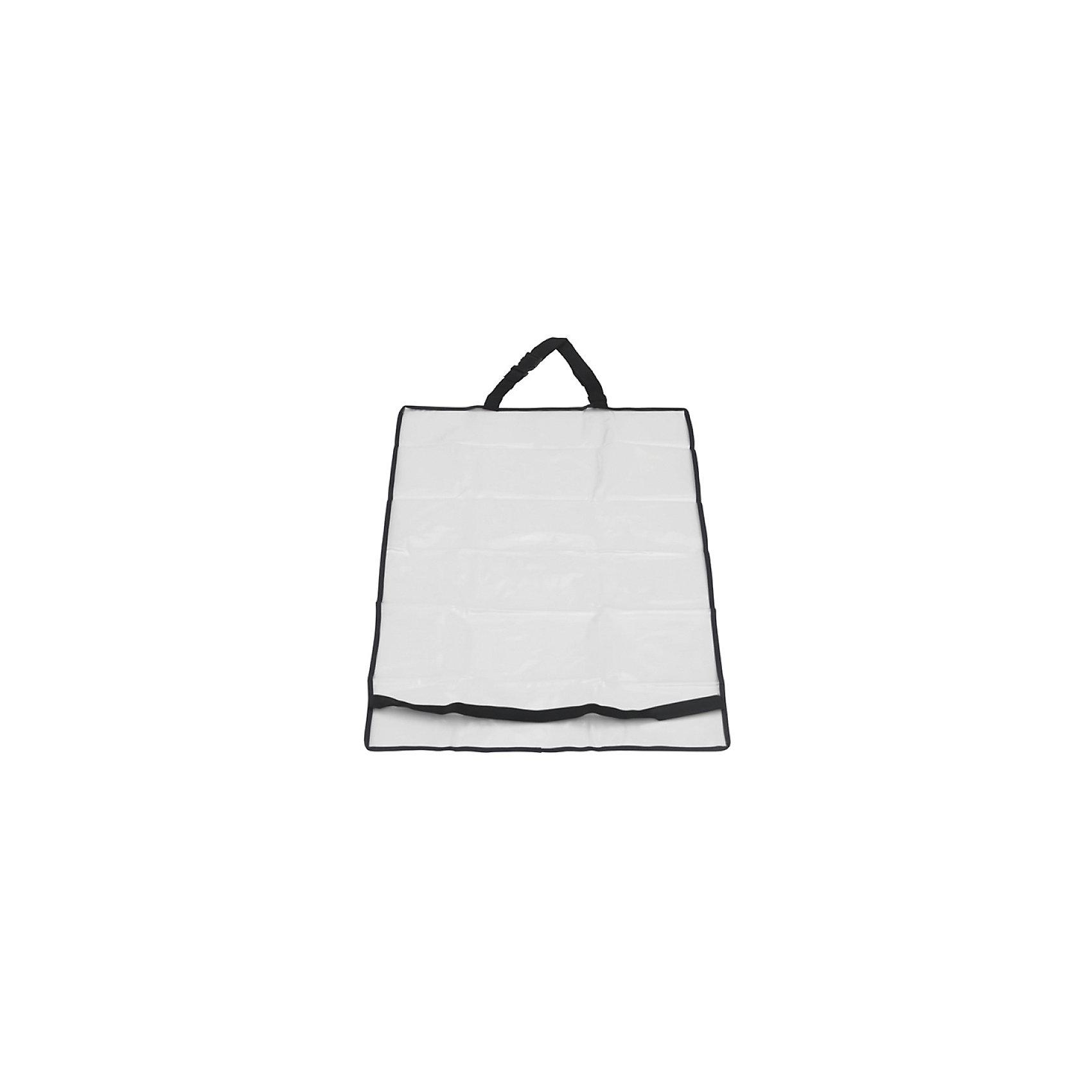 Защитная накидка на спинку автомобильного сиденья, Roxy-KidsАксессуары<br>Характеристики:<br><br>• Вид текстиля: защитная накидка для автомобиля<br>• Цвет: прозрачный<br>• Материал: полиэтилен<br>• Форма подушки: валик<br>• Крепится на сиденье<br>• Универсальный размер<br>• Вес: 200 г<br>• Размеры (Д*Ш*В): 15*5*22 см<br>• Особенности ухода: сухая и влажная чистка<br><br>Защитная накидка на спинку автомобильного сиденья, Roxy-Kids предназначено для защиты от загрязнений автомобильных сидений и чехлов. Изготовлена из полиэтилена, котороый обладает гповышенными прочными свойствами. Изделие обработано кантом с резинкой, что обеспечивает его надежную фиксацию на сиденье. На накидке предусмотрен ремешок, который надевается на подголовник. За накидкой легко ухаживать: ее можно протирать влажной губкой. <br><br>Защитную накидку на спинку автомобильного сиденья, Roxy-Kids можно купить в нашем интернет-магазине.<br><br>Ширина мм: 150<br>Глубина мм: 220<br>Высота мм: 5<br>Вес г: 200<br>Возраст от месяцев: 12<br>Возраст до месяцев: 84<br>Пол: Унисекс<br>Возраст: Детский<br>SKU: 5489937