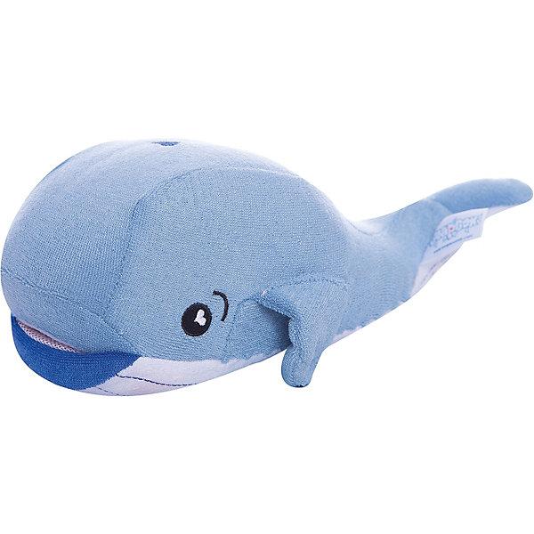 Губка для тела Кит Джэксон, SoapSoxТовары для купания<br>Губка для тела Кит Джэксон, SoapSox (Соап Сокс) <br><br>Характеристики:<br><br>• выполнена в виде веселого кита<br>• хорошо вспенивает мыло<br>• два кармашка для пальцев<br>• удобно сушить<br>• материал: антимикробный полиэстер, губка<br>• размер: 23х7,5х13 см<br>• размер упаковки: 22х8х28 см<br>• вес: 100 грамм<br><br>Губка Кит Джэксон подарит много радости и веселья во время купания! Заполнив губку мылом и опустив ее в воду, вы сможете наполнить ванну красивой воздушной пеной, которая так нравится детям. Два боковых кармашка помогут вам удобно держать губку, пока вы моете ребенка. Сушить маленького кита очень просто: проденьте шнурок в петельку и подвесьте до полного высыхания. Малыш сможет использовать губку как яркую красивую игрушку. Изделие подходит для стиральной машины.<br><br>Губка для тела Кит Джэксон, SoapSox (Соап Сокс) можно купить в нашем интернет-магазине.<br>Ширина мм: 28; Глубина мм: 22; Высота мм: 8; Вес г: 1; Возраст от месяцев: 12; Возраст до месяцев: 72; Пол: Унисекс; Возраст: Детский; SKU: 5489968;