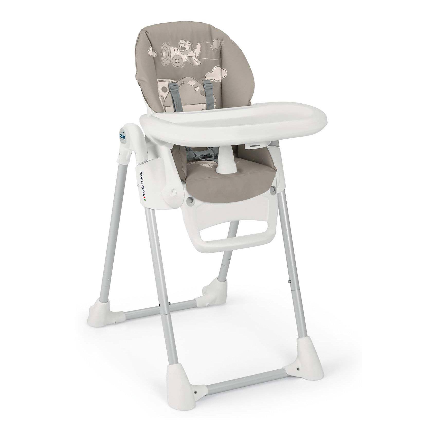 Стульчик для кормления Pappananna, CAM, темно-серый с домикомот рождения<br>Характеристики:<br><br>• изменяется высота сиденья, 8 положений;<br>• угол наклона спинки регулируется, 4 положения, включая положение «лежа»;<br>• регулируемая подножка;<br>• система 5-ти точечных ремней безопасности надежно удерживает ребенка;<br>• пластиковый ограничитель между ножек не позволяет ребенку «съехать» или соскользнуть вниз;<br>• стульчик оснащен съемным столиком для кормления;<br>• имеется также дополнительный поднос с углублениями для посуды;<br>• поднос можно снять и оставить только столик с ровной поверхностью;<br>• на нижнем основании стульчика находятся пластиковые накладки, которые обеспечивают устойчивость конструкции;<br>• задние ножки оснащены колесиками;<br>• стульчик компактно складывается, устойчиво стоит в вертикальном положении;<br>• материал: алюминий, пластик, полиэстер, эко-кожа.<br><br>Размеры:<br><br>• размер стульчика для кормления: 55х76х106 см;<br>• размер стульчика в сложенном виде: 55х31х89 см;<br>• вес стульчика: 8,9 кг;<br>• размер упаковки: 62,7х30,7х98 см;<br>• вес в упаковке: 12,2 кг.<br><br>Функциональный стульчик-трансформер Pappananna используется с первых дней жизни малыша благодаря раскладывающейся почти до горизонтального положения спинке. В таком положении ребенок может находиться рядом с взрослыми в часы приема ими пищи. Стульчик регулируется по высоте, которая может быть изменена в зависимости от роста ребенка. Стульчик без столика удобно приставить к общему столу, когда ребенок подрастет. <br><br>Стульчик для кормления Pappananna, CAM, темно-серый с домиком можно купить в нашем интернет-магазине.<br><br>Ширина мм: 627<br>Глубина мм: 307<br>Высота мм: 980<br>Вес г: 12200<br>Возраст от месяцев: 0<br>Возраст до месяцев: 36<br>Пол: Унисекс<br>Возраст: Детский<br>SKU: 5489974