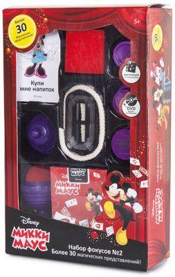 - Ќабор дл¤ демонстрации фокусов є2 Disney Mickey Mouse (30 фокусов)