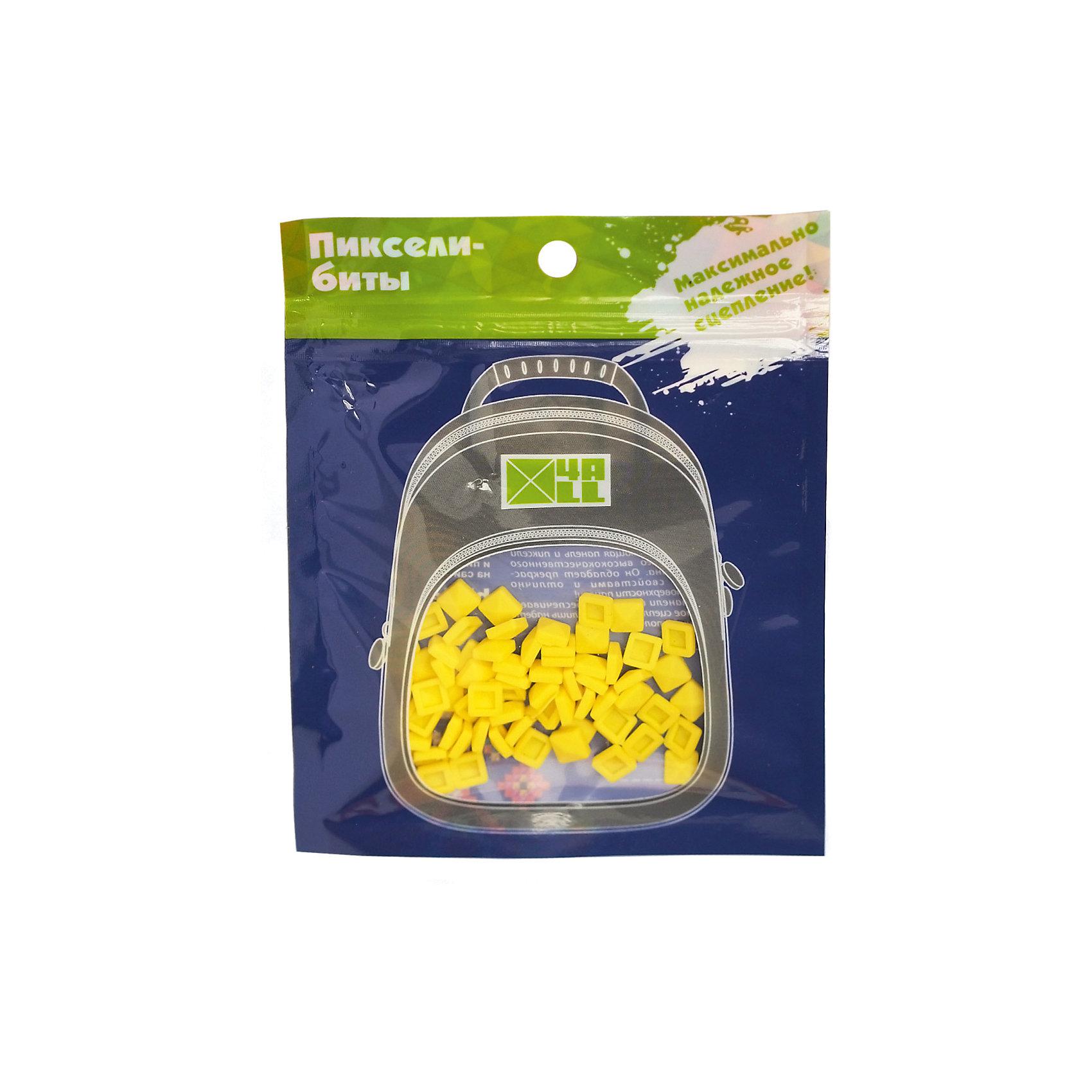 Набор для рюкзака 4ALL пиксель-Бит, светло-желтый, 80 штРюкзаки<br>Набор для творчества пиксель-Бит, светло-желтый, 80 шт.<br><br>Характеристики:<br><br>• Для детей от 3 лет<br>• Количество: 80 шт.<br>• Размер: 0,4х0,4 см.<br>• Цвет: светло-желтый<br>• Материал: высококачественный силикон<br>• Размер упаковки: 14х11 см.<br><br>Придумай и создай дизайн своего рюкзака Kids самостоятельно с наборами для творчества пиксель-Бит. Биты для пикселей легко и прочно крепятся на переднюю панель рюкзака благодаря уникальной конструкции замка. Битами можно выкладывать любые картинки или слова. Набор подходит для декорирования рюкзаков серии 4all Kids. Изготовлен из высококачественного гипоаллергенного силикона. Развивает мелкую моторику рук, творческий потенциал и воображение.<br><br>Набор для творчества пиксель-Бит, светло-желтые, 80 шт можно купить в нашем интернет-магазине.<br><br>Ширина мм: 140<br>Глубина мм: 110<br>Высота мм: 50<br>Вес г: 25<br>Возраст от месяцев: 36<br>Возраст до месяцев: 2147483647<br>Пол: Унисекс<br>Возраст: Детский<br>SKU: 5490464