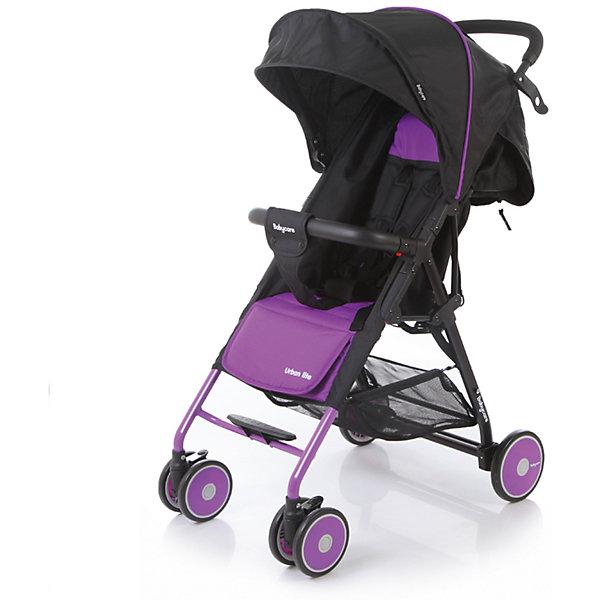 Прогулочная коляска Baby Care Urban Lite, фиолетовыйПрогулочные коляски<br>Характеристики коляски Baby Care Urban Lite:<br><br>• плавно регулируемый наклон спинки при помощи ременного механизма;<br>• складной капюшон с солнцезащитным козырьком;<br>• смотровое окошко для наблюдения за ребенком;<br>• задняя часть капюшона открывается для вентиляции воздуха;<br>• съемный бампер с дополнительным разделителем между ножек;<br>• регулируемая при помощи ремня подножка;<br>• ручка родителей с мягкой нескользящей накладкой;<br>• 5-ти точечные ремни безопасности с мягкими накладками;<br>• ширина сидения 33,5 см;<br>• материал: полиэстер.<br><br>Прогулочная коляска Baby Care Urban Lite — легкая маневренная коляска для прогулок по городу, поездок на природу и путешествия. Просторное сидение, откидывающая спинка и регулируемая подножка обеспечивают малышу максимально комфортную прогулку. Коляска компактно складывается, не занимает много места, ее можно перевозить в багажнике автомобиля. <br><br>Шасси коляски:<br><br>• легкая алюминиевая рама;<br>• передние поворотные колеса сдвоенные, с возможностью фиксации;<br>• задние колеса одинарные;<br>• диаметр передних колес 13 см, задних — 15,3 см;<br>• ширина колесной базы 51 см;<br>• амортизаторы на передних колесах для смягчения хода;<br>• ножной тормоз;<br>• тип складывания «книжка»;<br>• устойчива в сложенном виде;<br>• корзина для покупок размером 40х34х14 см.<br><br>Размер коляски в разложенном виде 87х51х103 см<br>Размер коляски в сложенном виде 67х51х25 см<br>Вес коляски 5,4 кг<br>Размер упаковки 66х46х18 см<br>Вес в упаковке 6,2 кг<br><br>Комплектация:<br><br>• прогулочный блок<br>• корзина для покупок;<br>• чехол на ножки;<br>• инструкция.<br><br>Прогулочную коляску Baby Care Urban Lite фиолетовую можно приобрести в нашем интернет-магазине.<br>Ширина мм: 660; Глубина мм: 460; Высота мм: 180; Вес г: 6200; Возраст от месяцев: 6; Возраст до месяцев: 36; Пол: Унисекс; Возраст: Детский; SKU: 5493337;